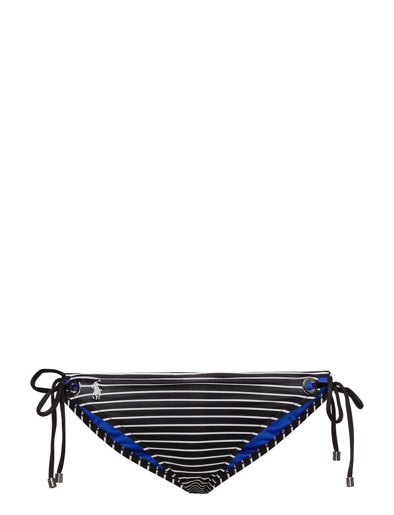 Polo Ralph Lauren Swimwear Resort Stripes Grommet Side Tie Bottom