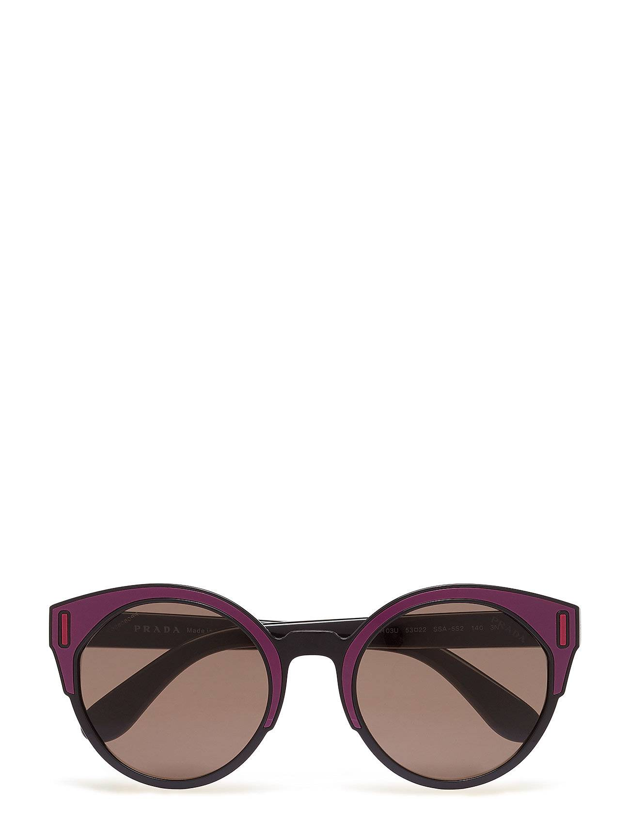 Image of Prada Sunglasses Women'S Sunglasses Aurinkolasit Liila Prada Sunglasses
