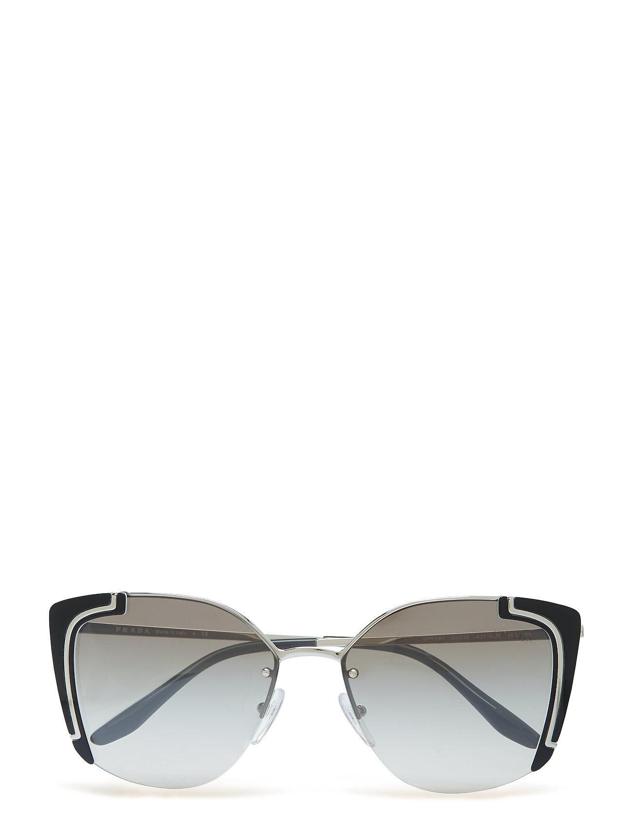 Image of Prada Sunglasses 0pr 59vs Aurinkolasit Sininen Prada Sunglasses