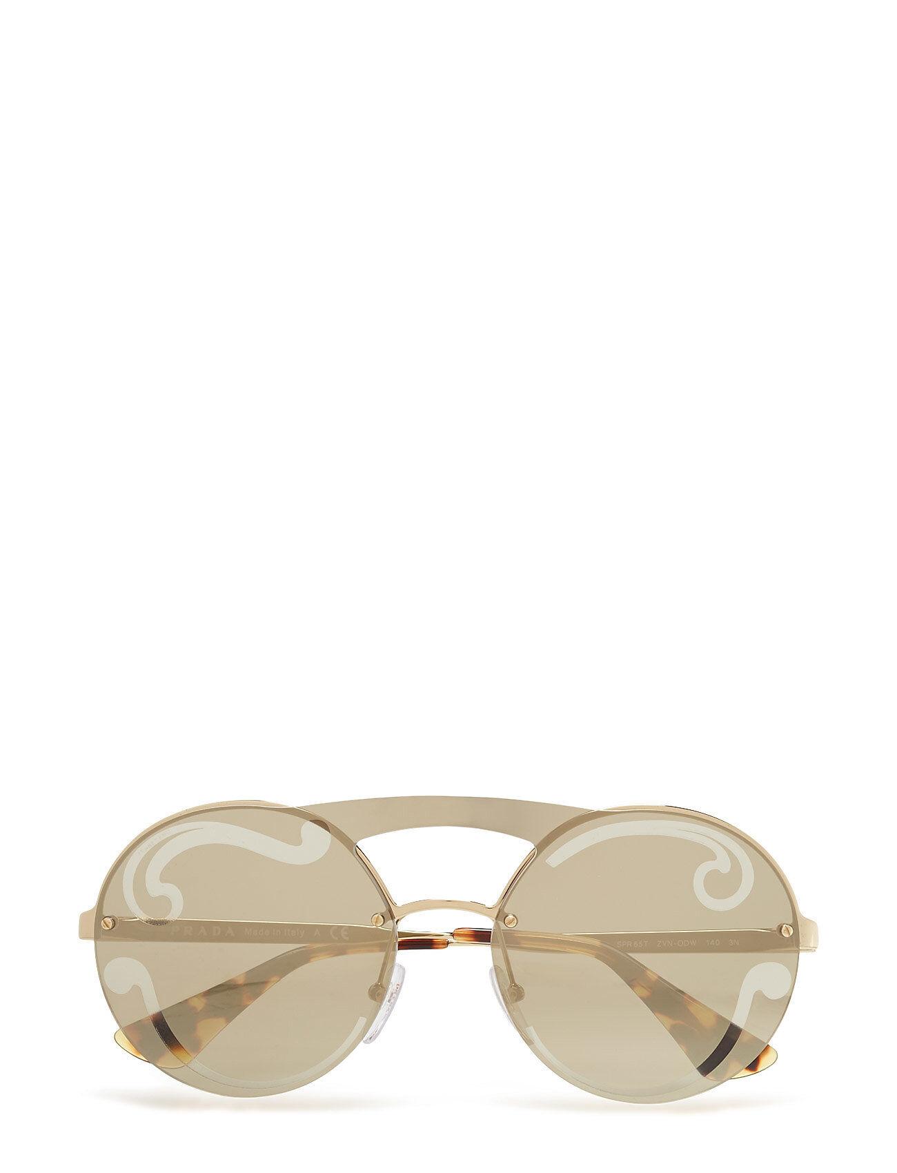 Image of Prada Sunglasses Not Defined Aurinkolasit Kulta Prada Sunglasses