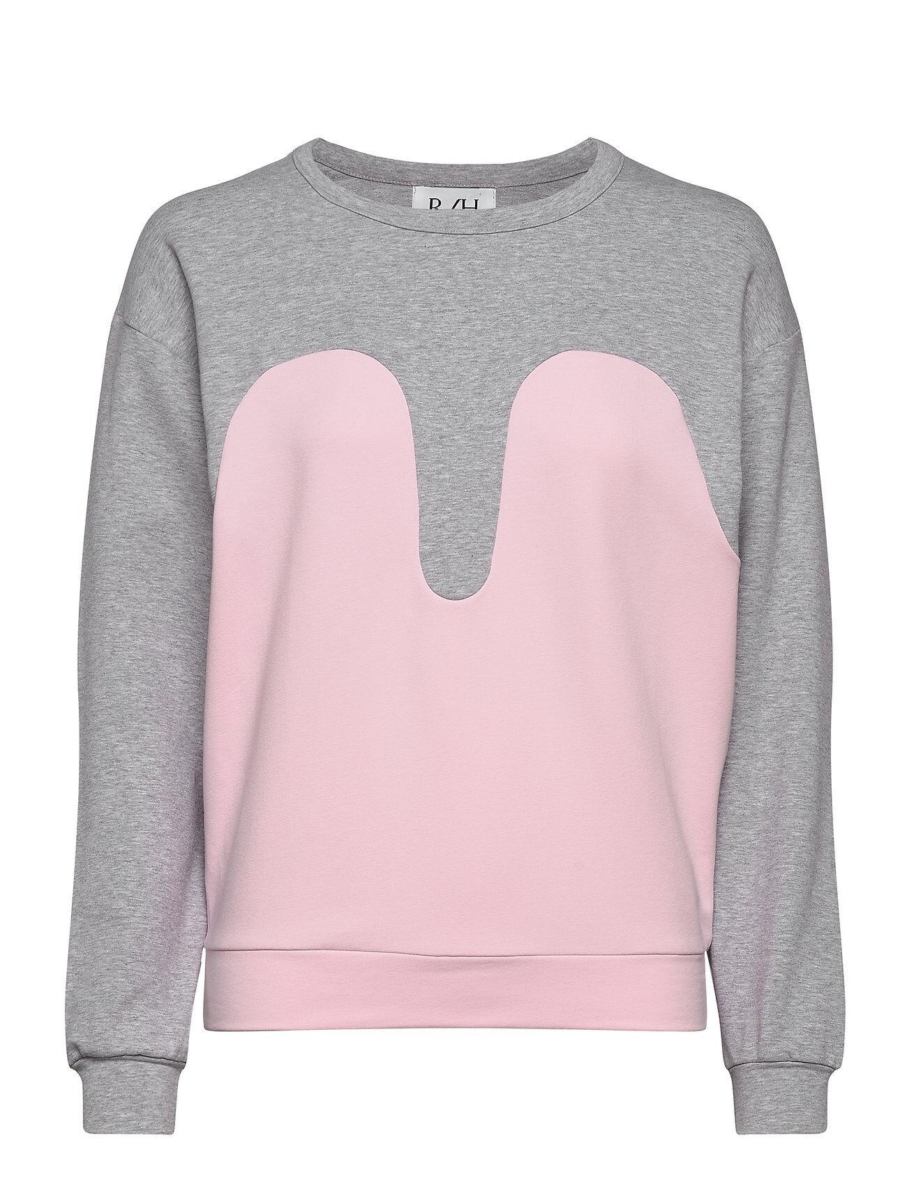 R/H Studio Magic Sweater Svetari Collegepaita Vaaleanpunainen R/H Studio