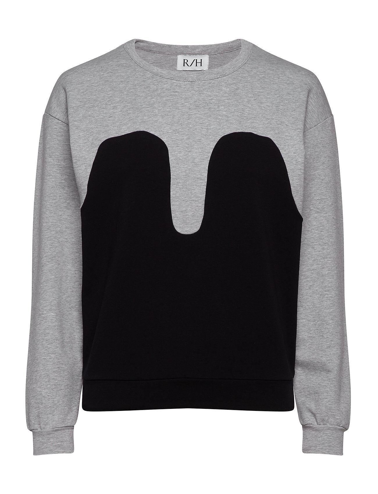 R/H Studio Magic Sweater Svetari Collegepaita Harmaa