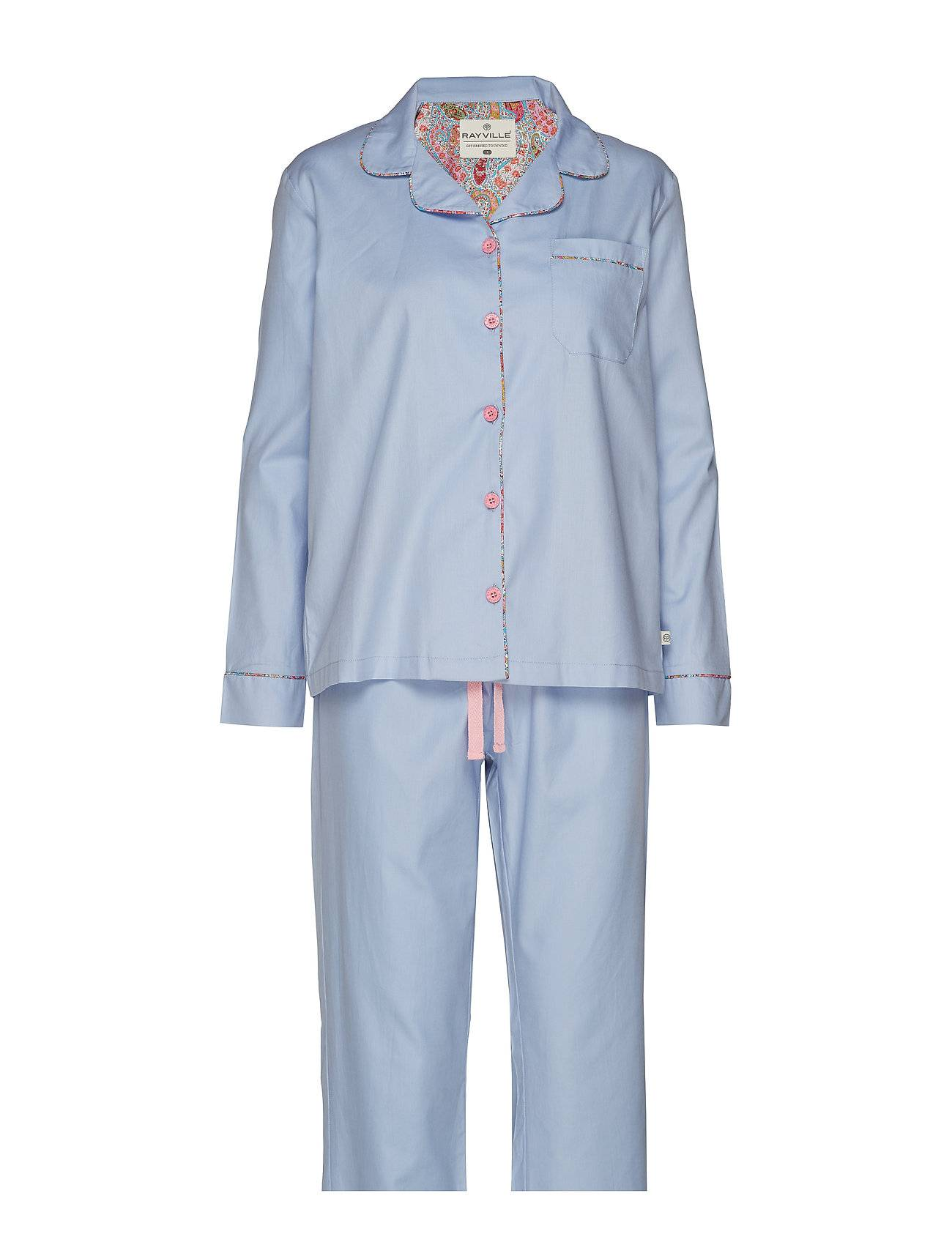Rayville Debbie Pyjamas Solid