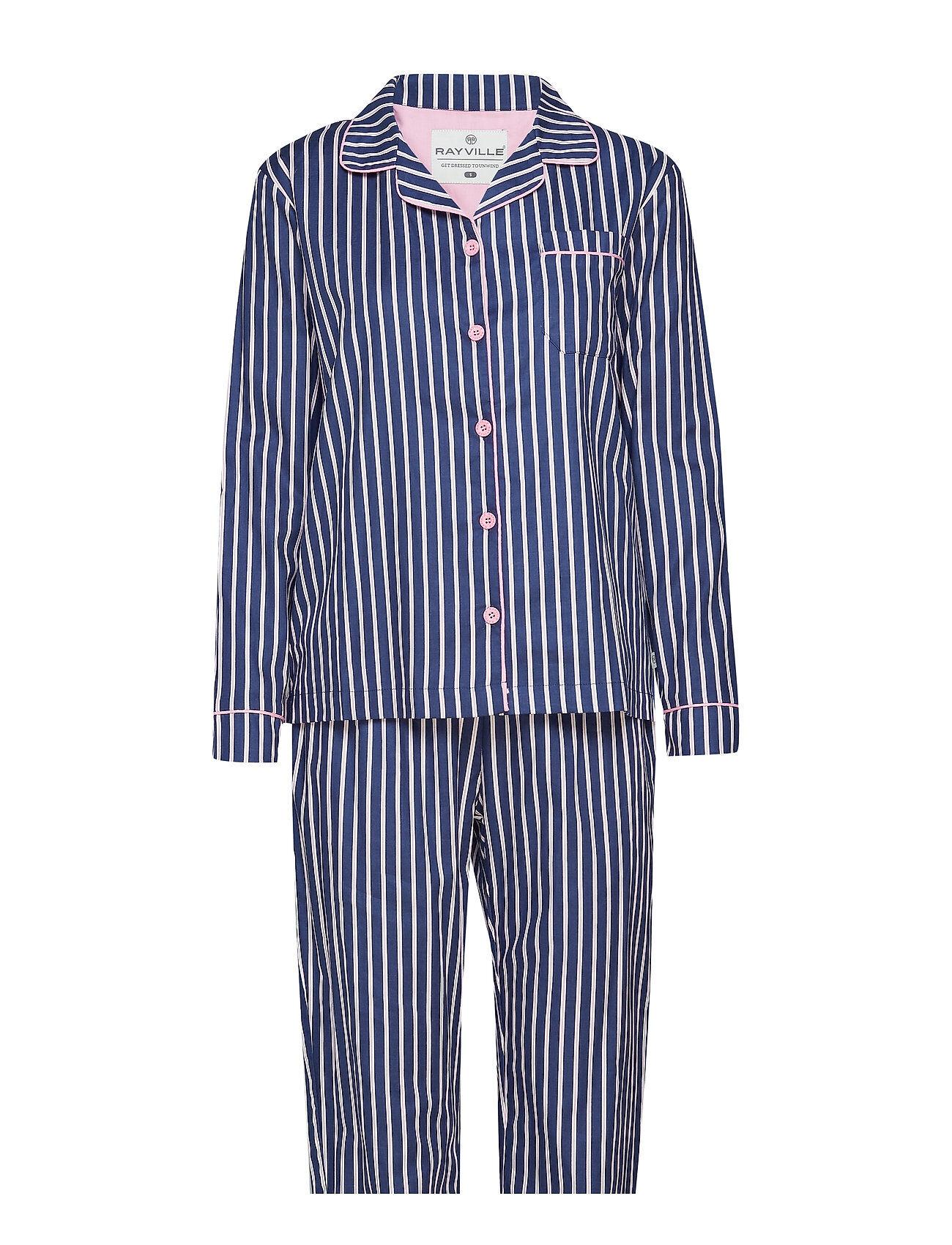 Rayville Debbie Pyjamas Pencil Stripe