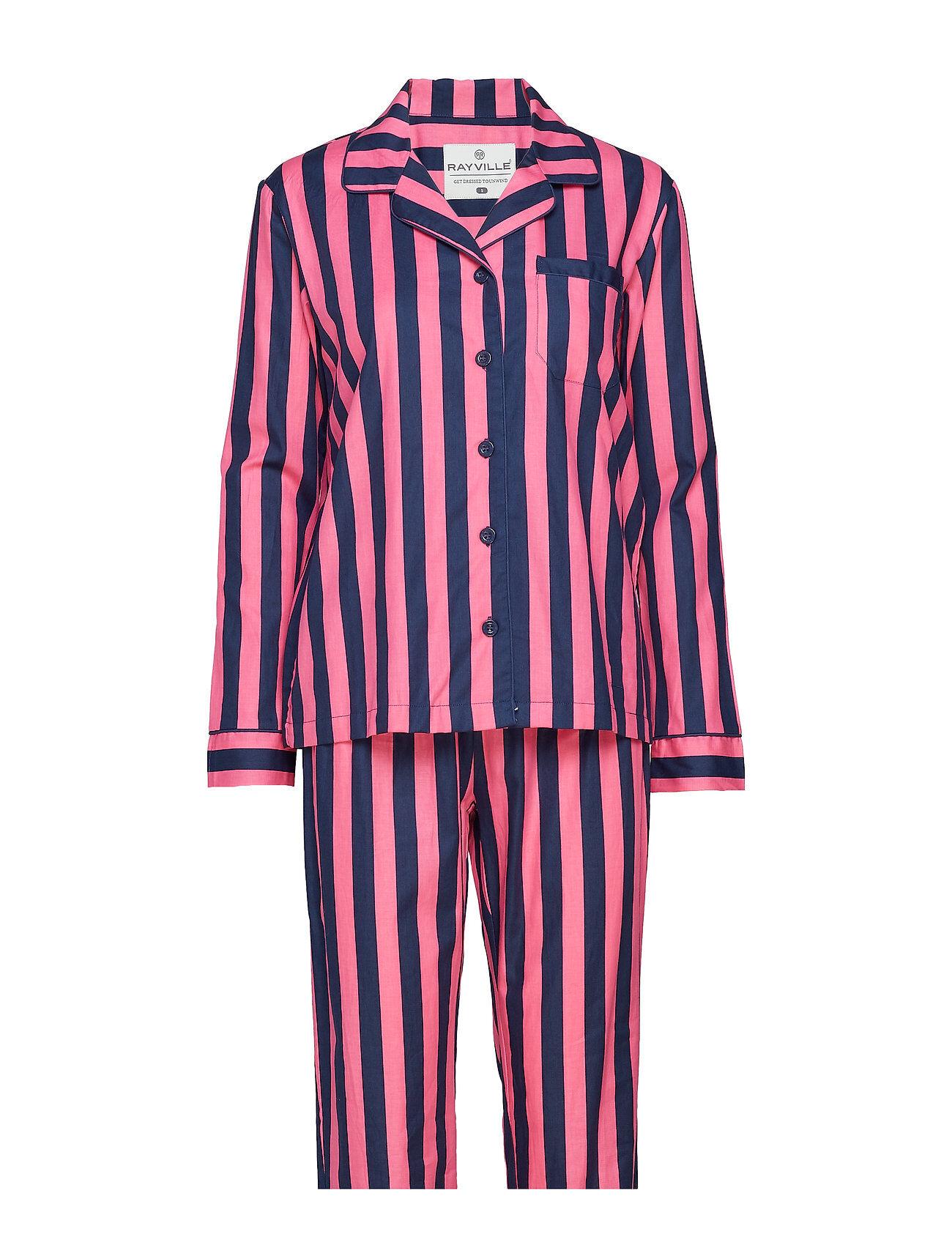 Rayville Debbie Pyjamas Line Stripe