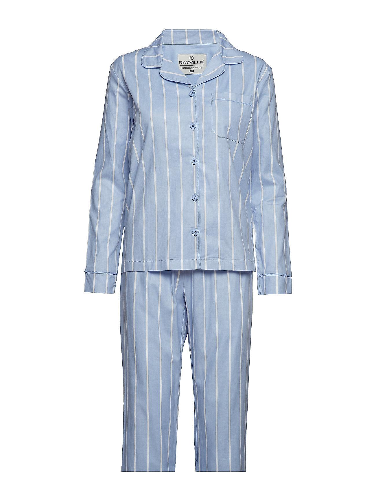 Rayville Debbie Pyjamas Club Stripe
