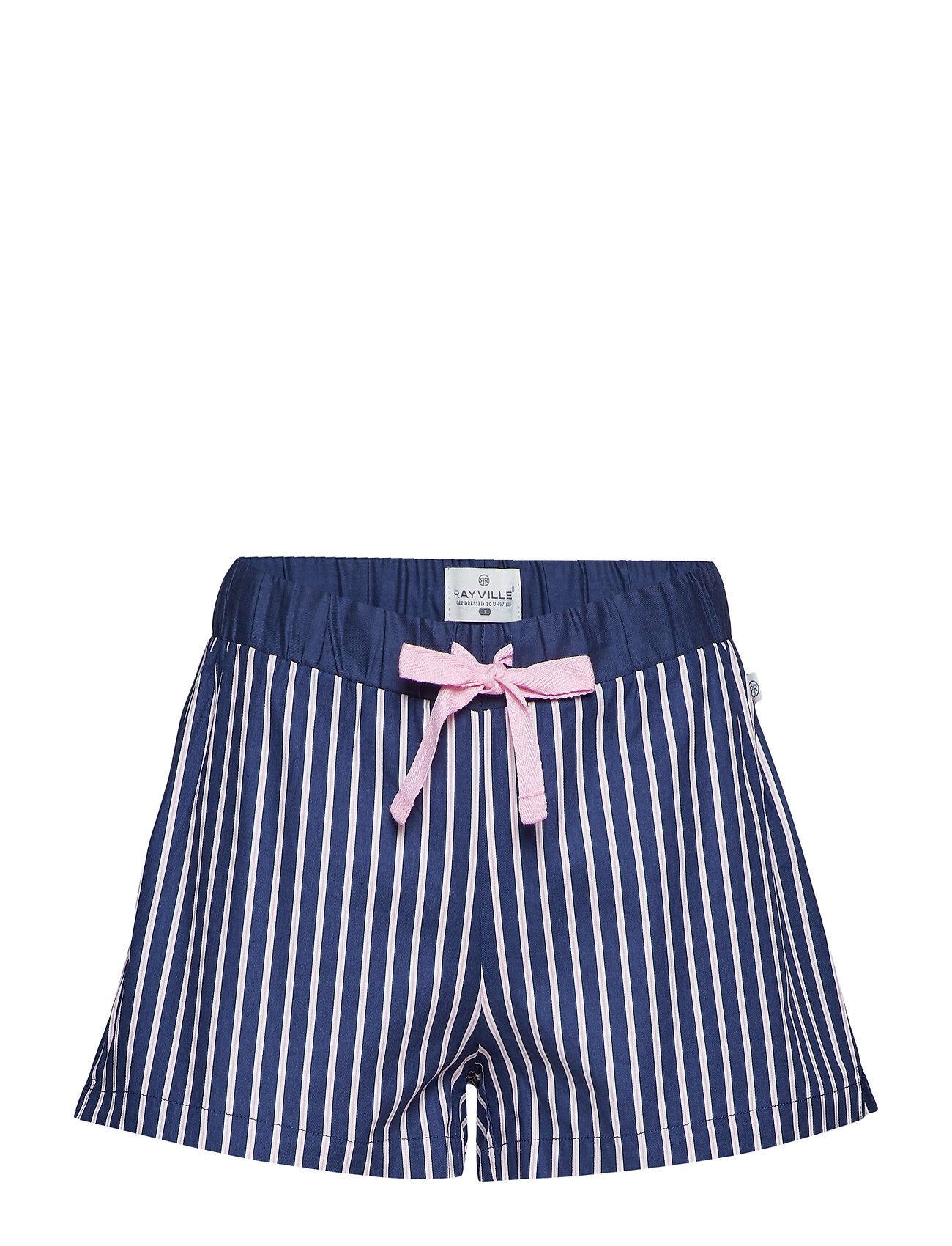 Rayville Alanis Pj Shorts Pencil Stripe