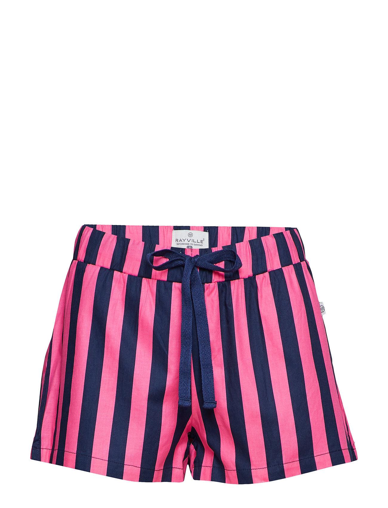 Rayville Alanis Pj Shorts Line Stripe