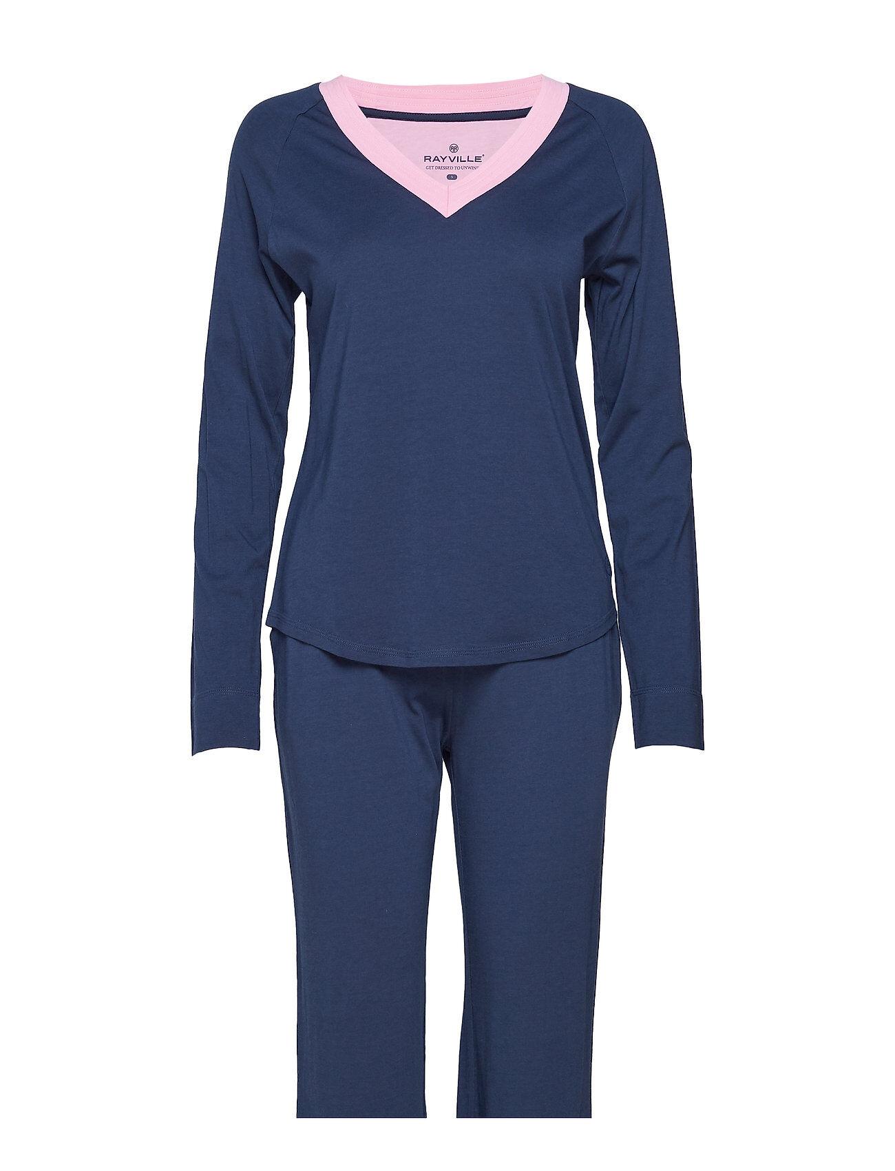 Rayville Tina Pyjamas Solid