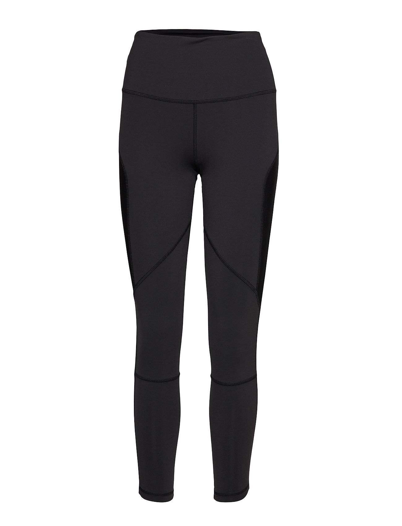 Image of Reebok Performance C Lux High Rise Tight 2.0 Running/training Tights Musta Reebok Performance