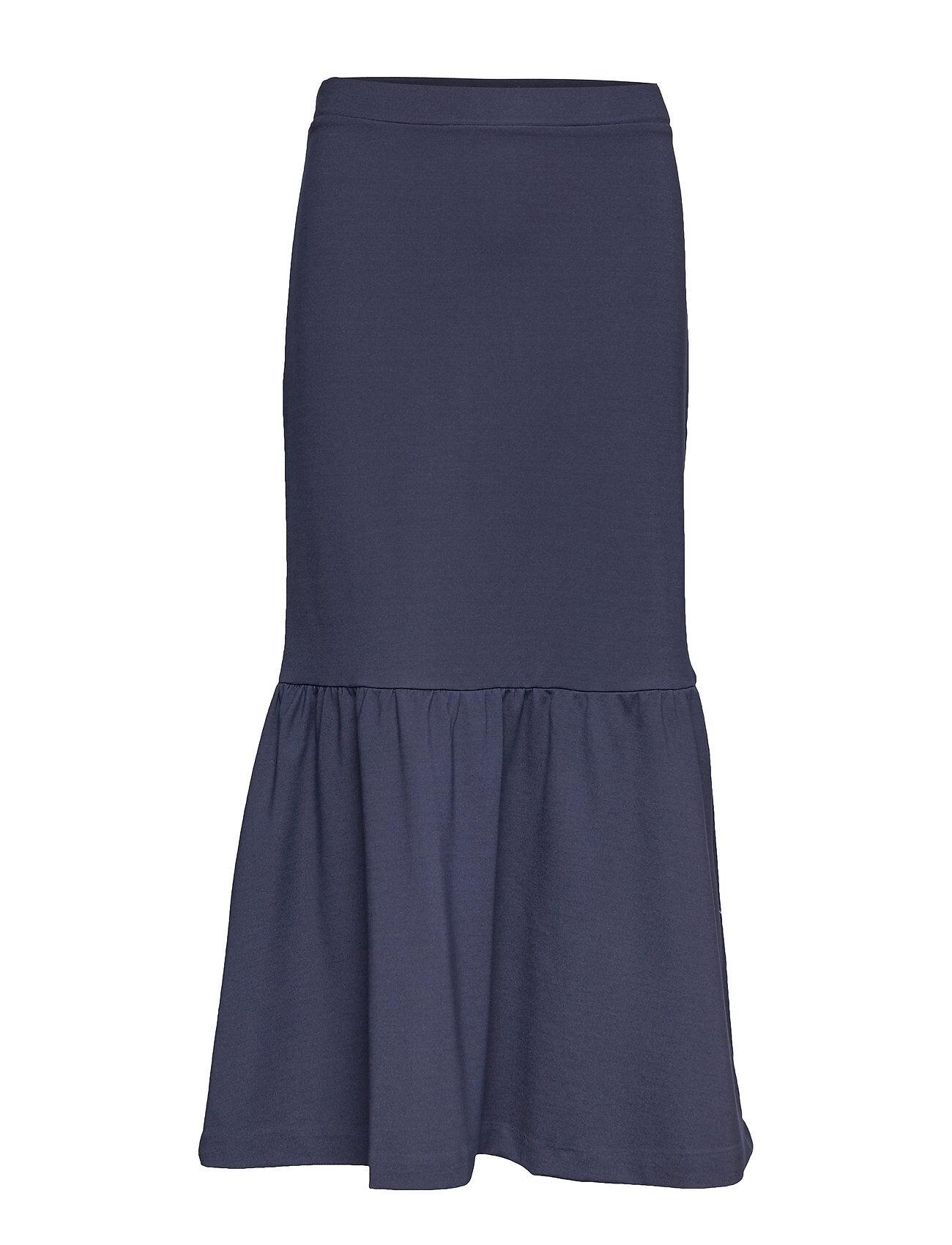 Residus Susie Skirt Polvipituinen Hame Sininen Residus