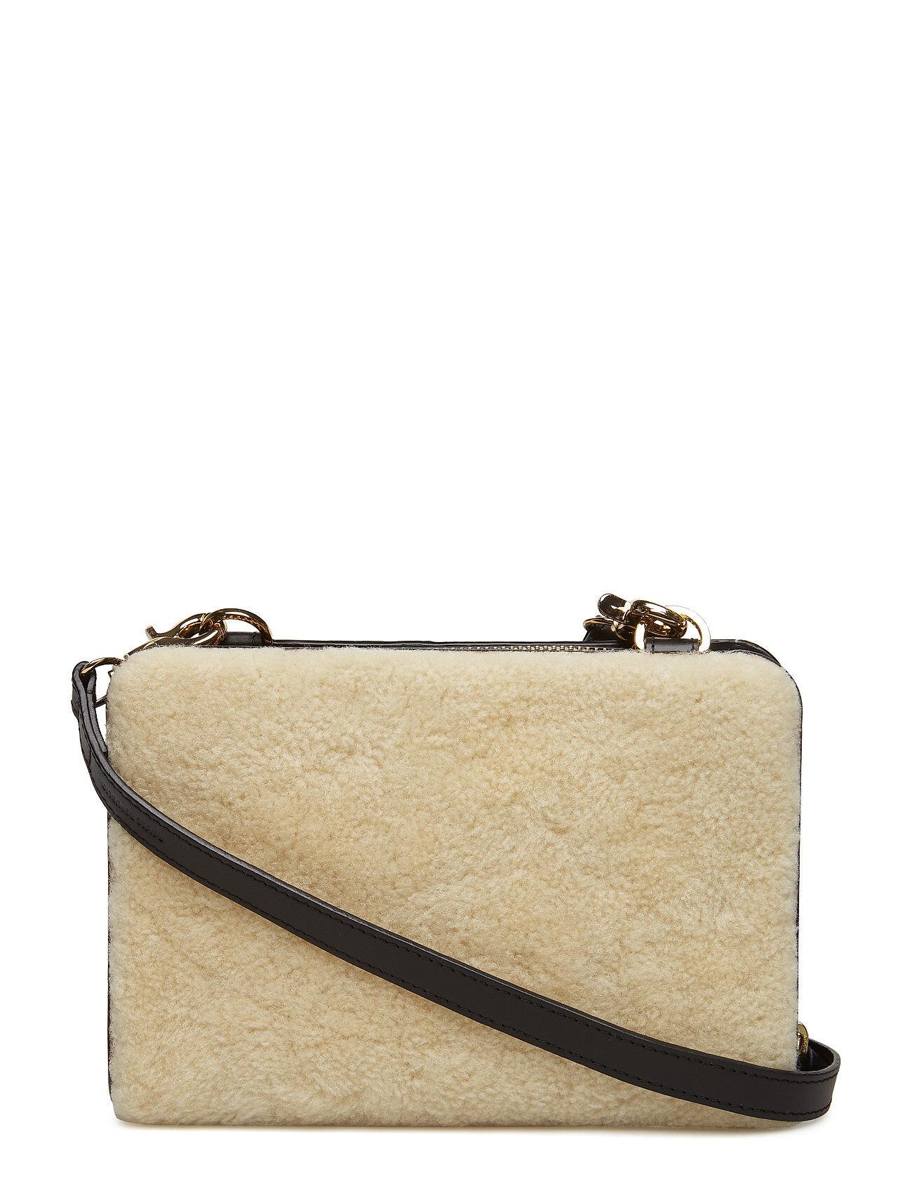 Royal RepubliQ Galax Evening Bag / Natural Shearling