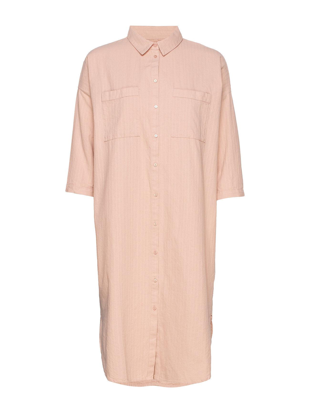 Saint Tropez Livasz Dress Polvipituinen Mekko Vaaleanpunainen Saint Tropez