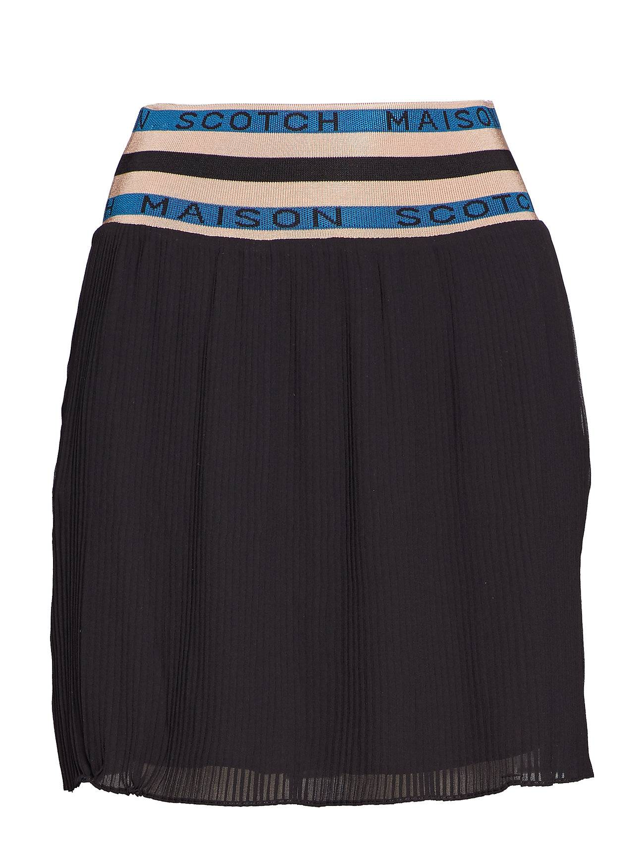 Scotch & Soda Pleated Skirt With