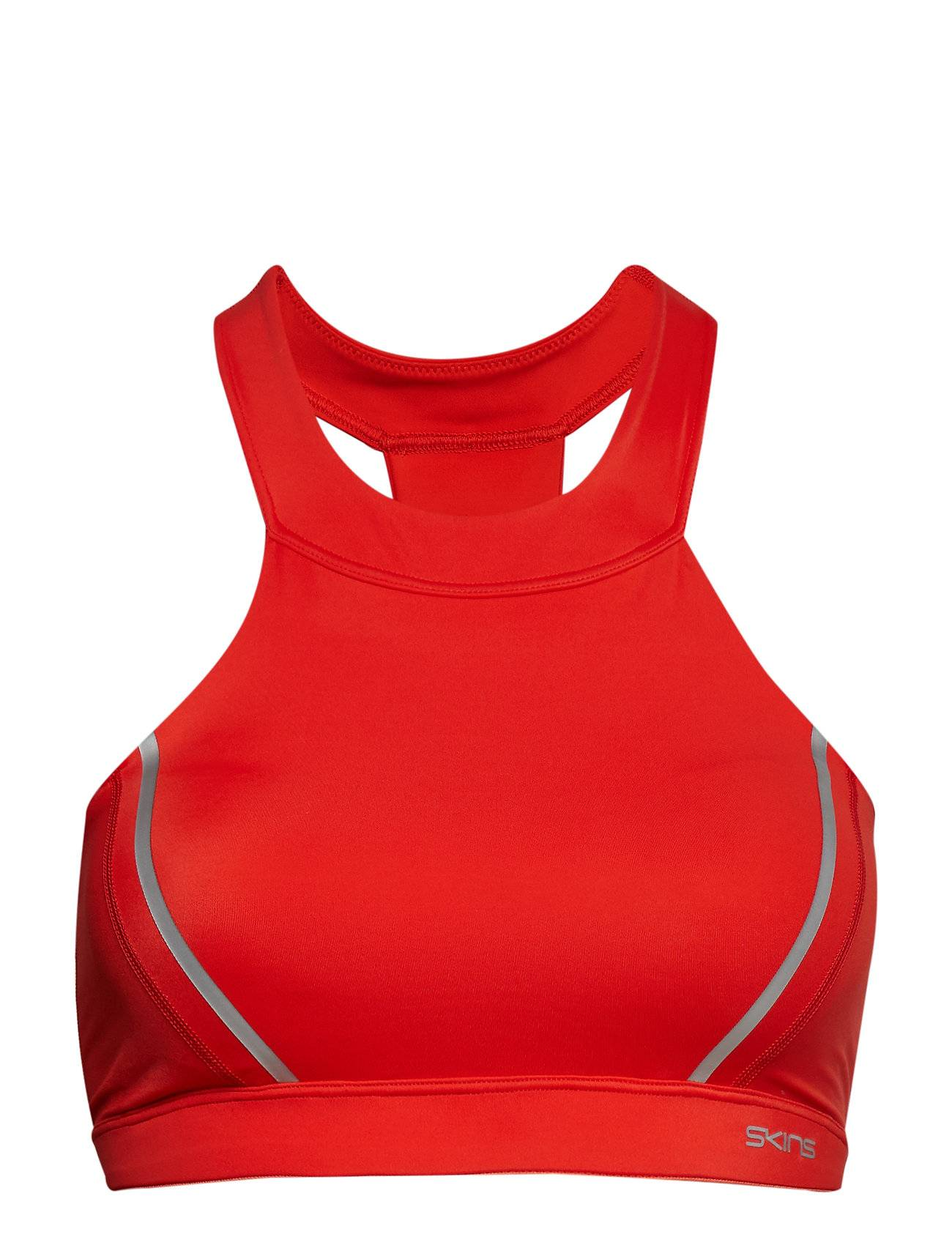 Skins Dnamic Speed Womens Sports Bra Lingerie Bras & Tops Sports Bras - ALL Punainen Skins