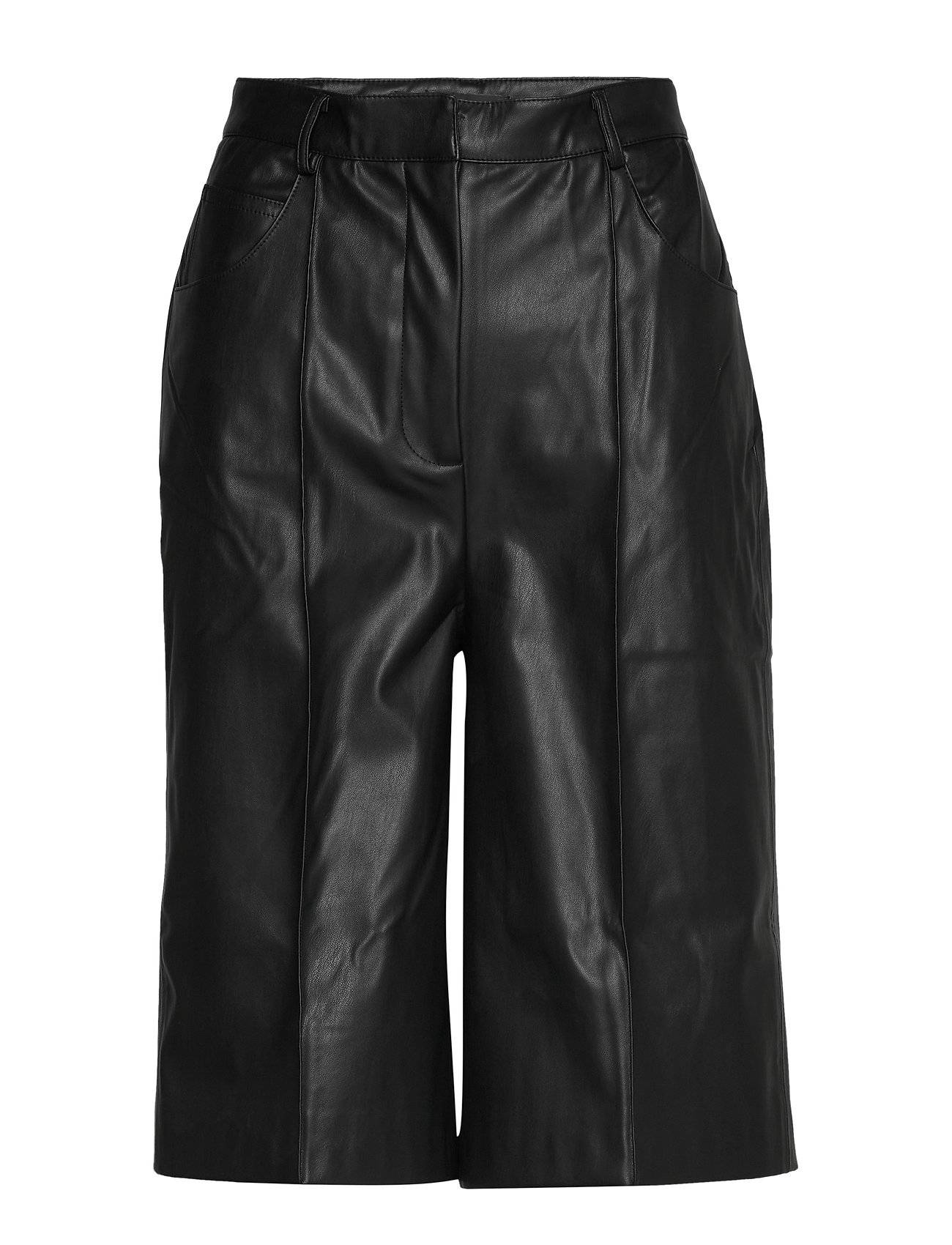 Soaked in Luxury Slkaylee Shorts Bermudashortsit Shortsit Musta Soaked In Luxury