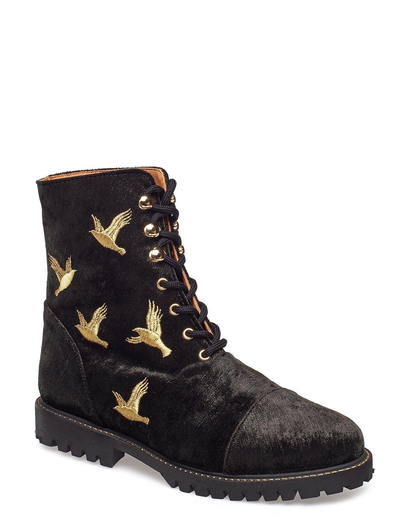 STINE GOYA Gustav, 496 Velvet Shoes