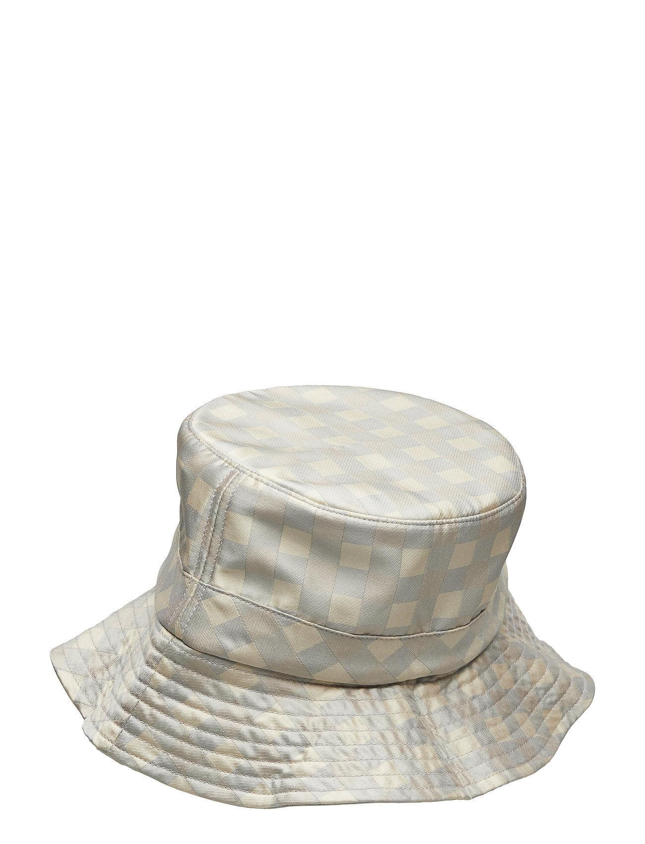STINE GOYA Bucket Hat, Mikado Checks