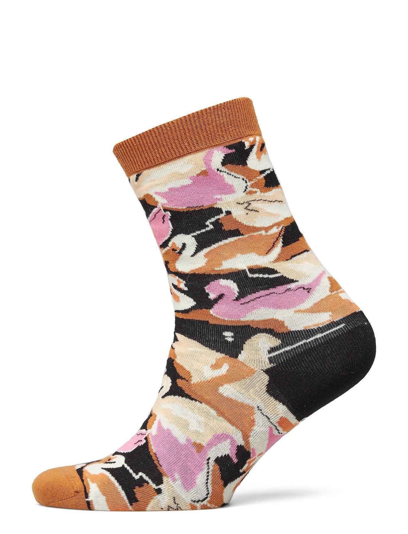 STINE GOYA Iggy, 640 Socks Lingerie Hosiery Socks Monivärinen/Kuvioitu STINE GOYA