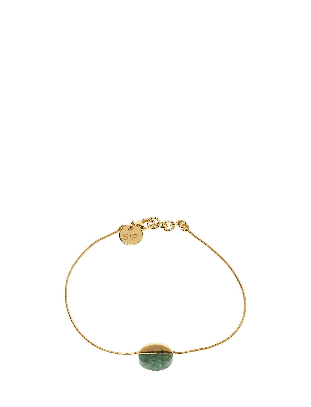 Syster P New Dixxi Bracelet Green Aventurine