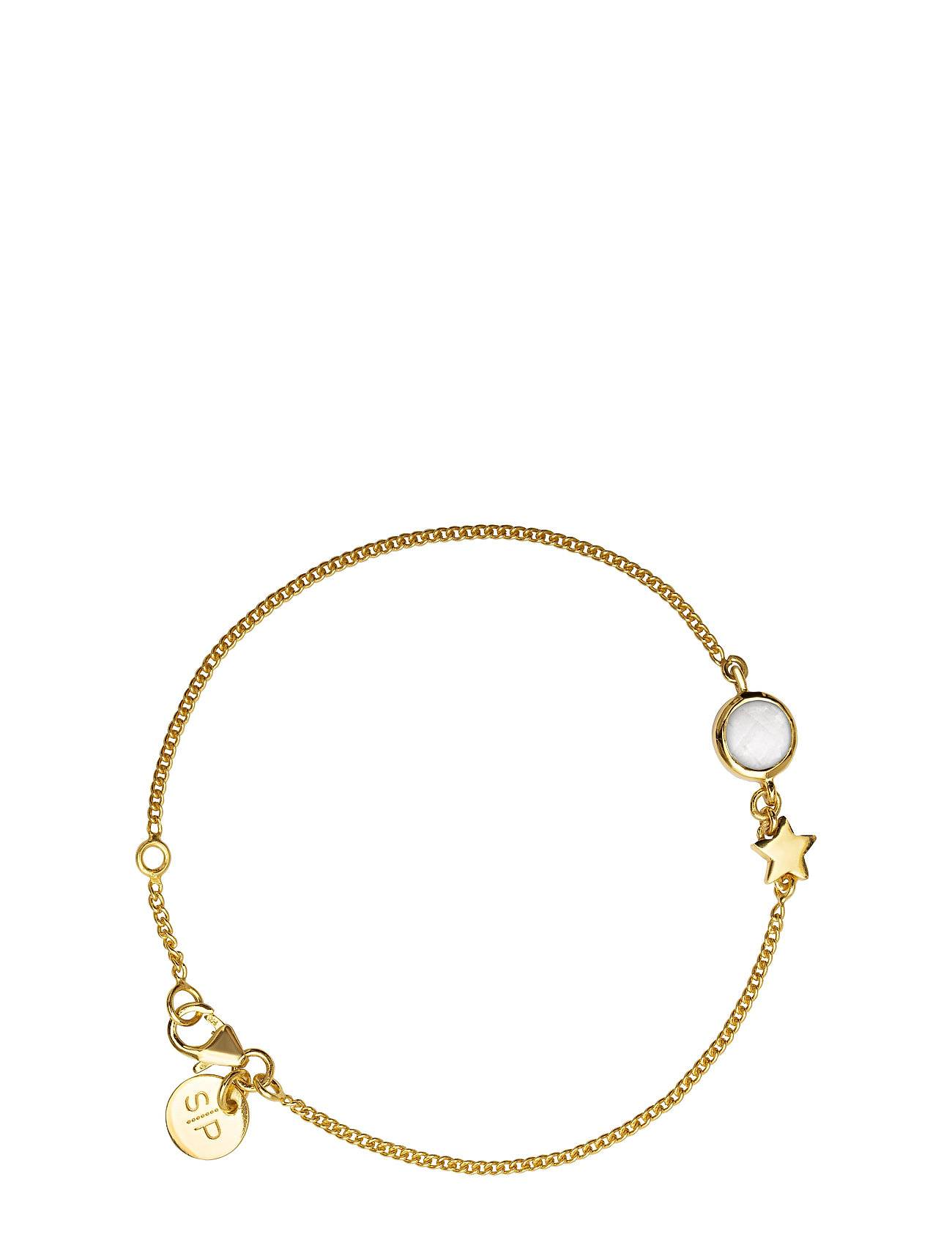 Syster P Priscilla Bracelet Gold Moonstone