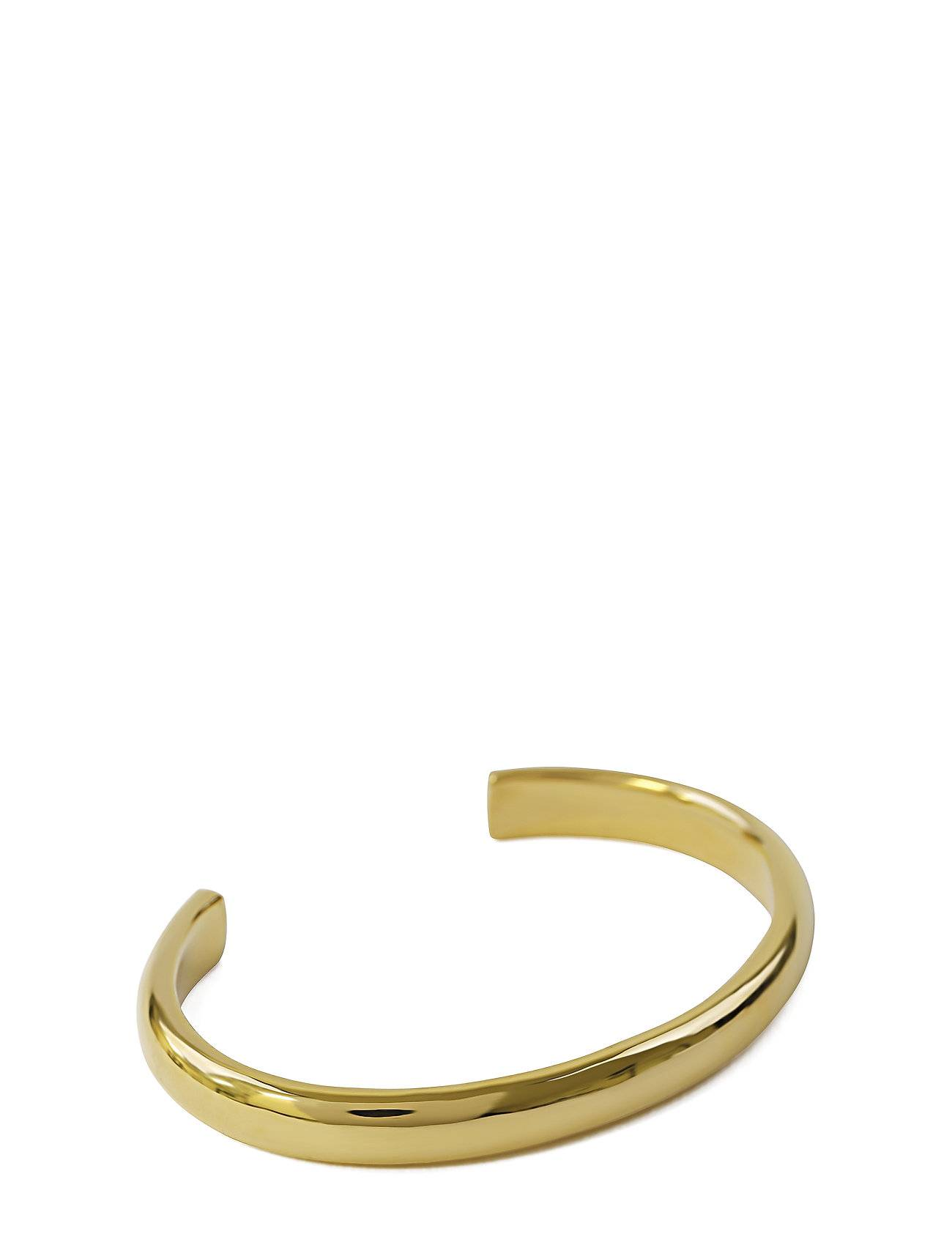 Syster P Bolded Bangle Gold Rannekoru Korut Kulta Syster P