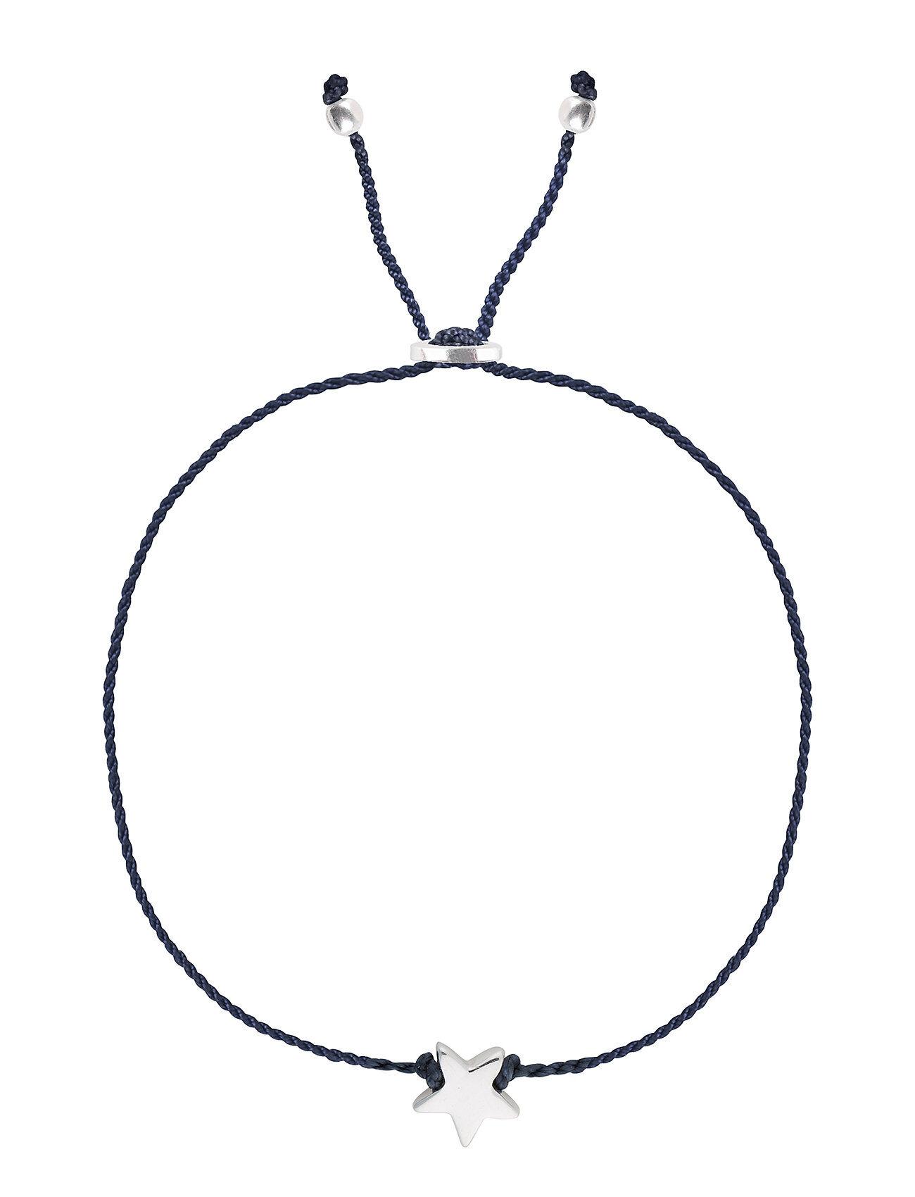 Syster P Sparkle Bracelet Star Silver Blue Iolite