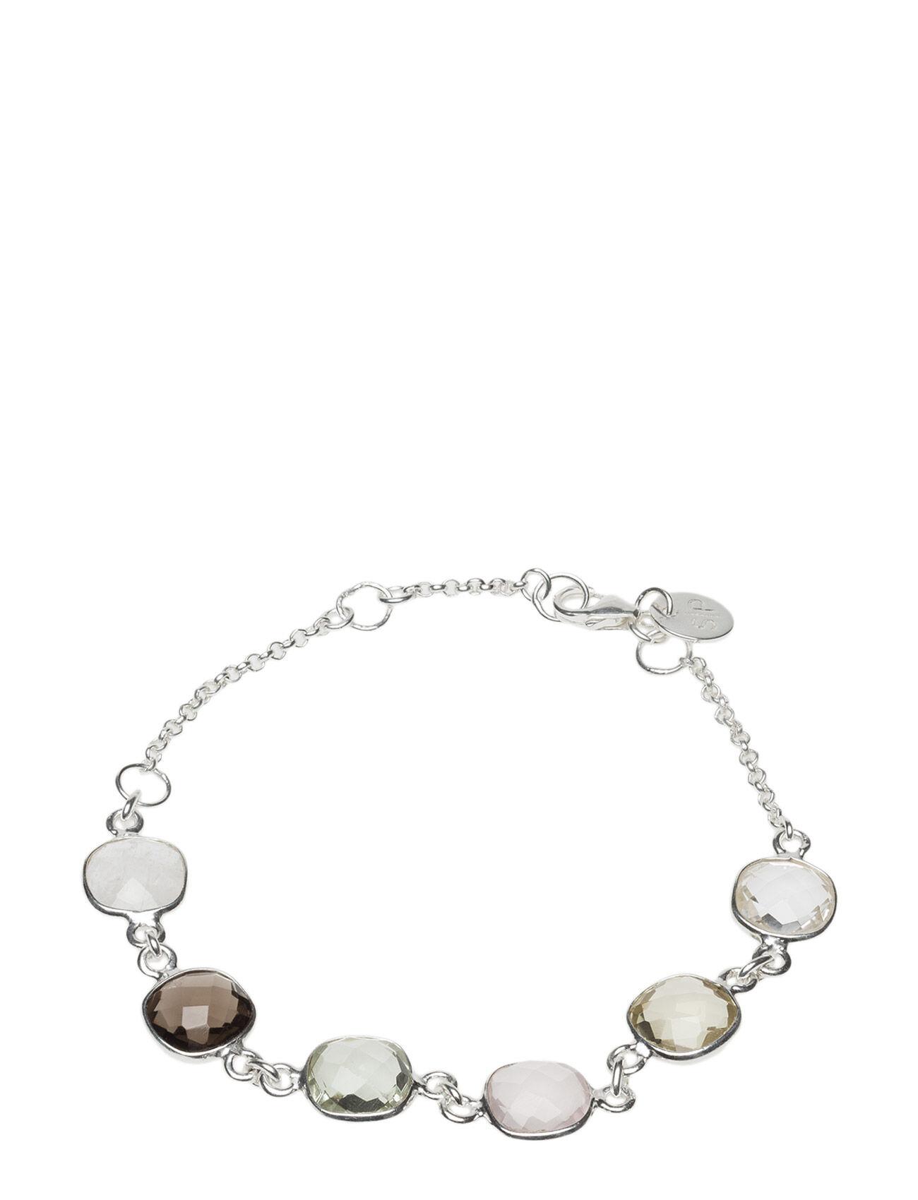 Syster P Cushion Bracelet Silver Lemon