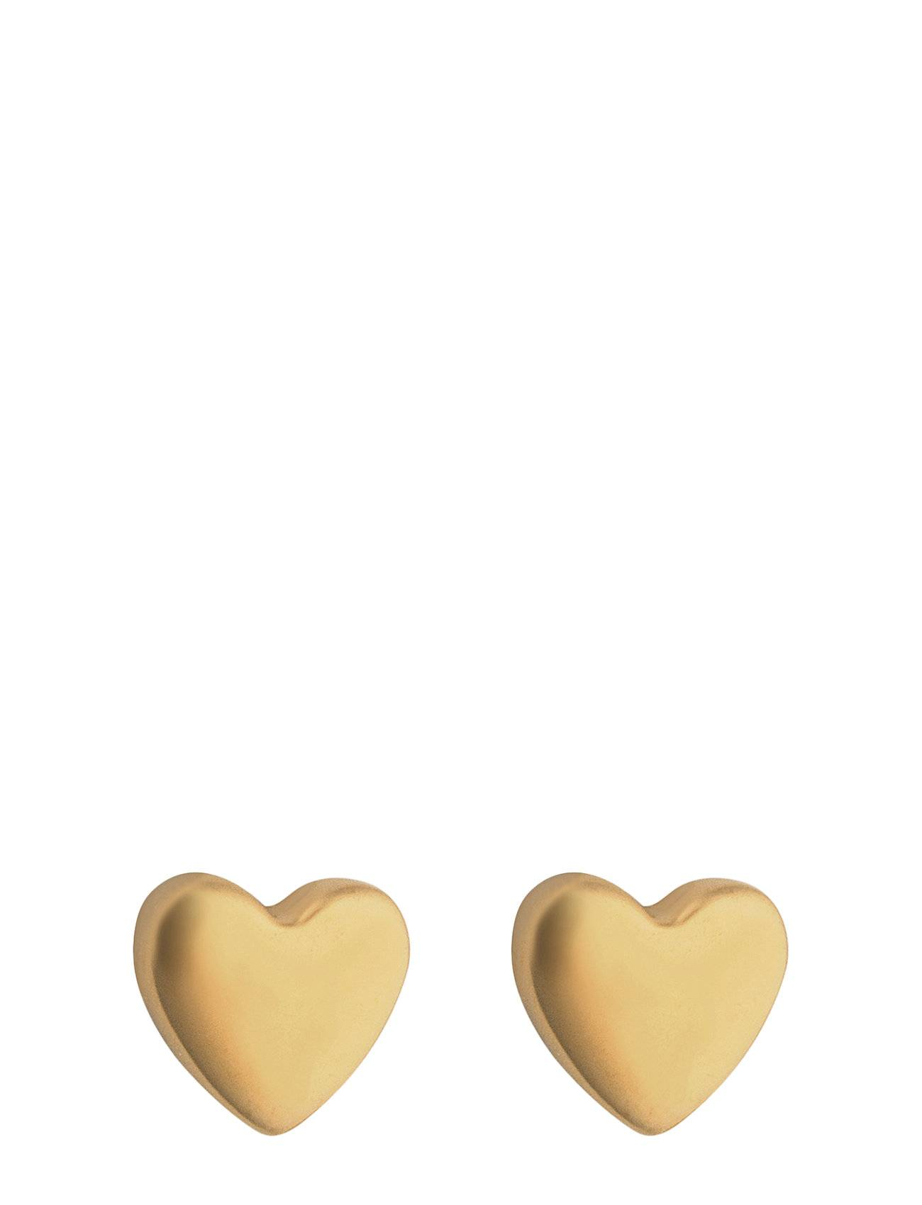 Syster P Sparkle Heart Earrings