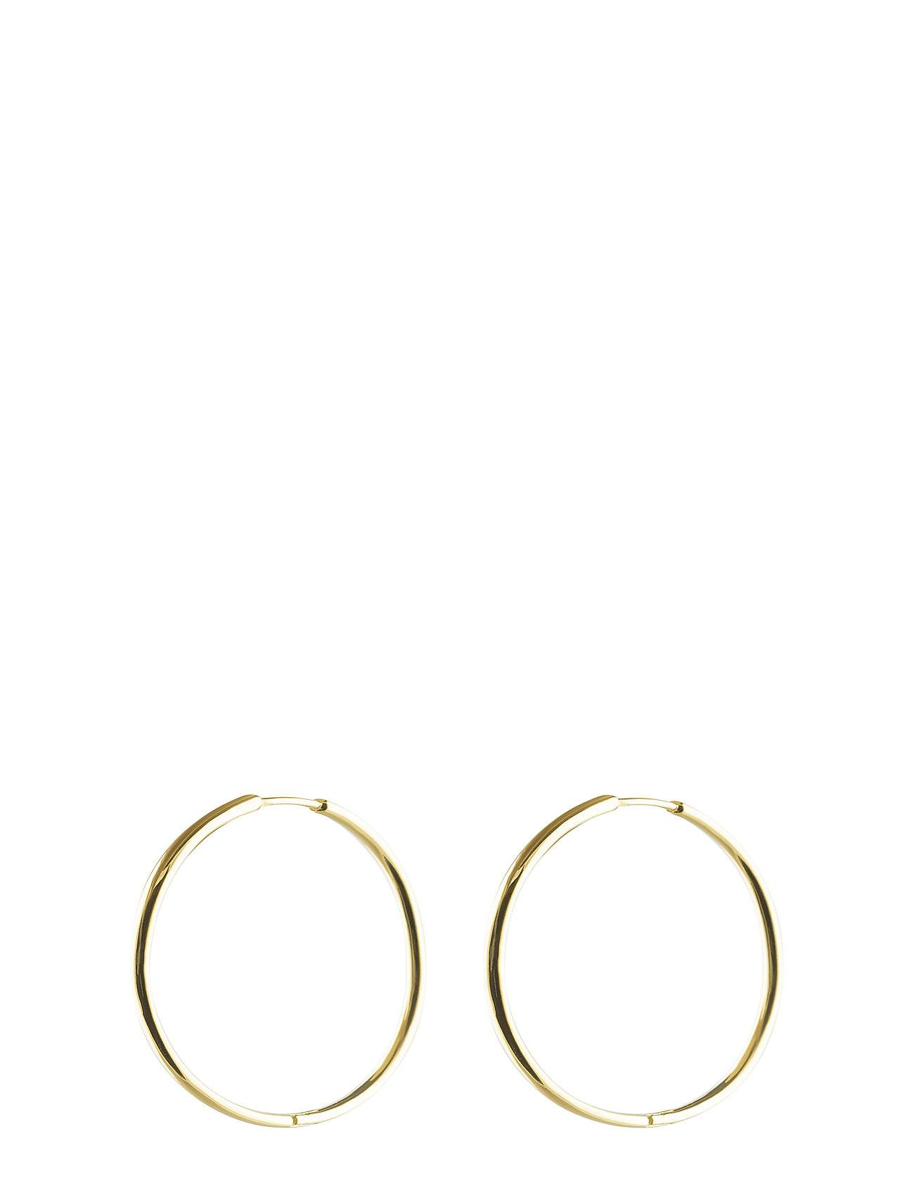 Syster P Beloved Medium Hoops Gold Korvakoru Korut Kulta Syster P