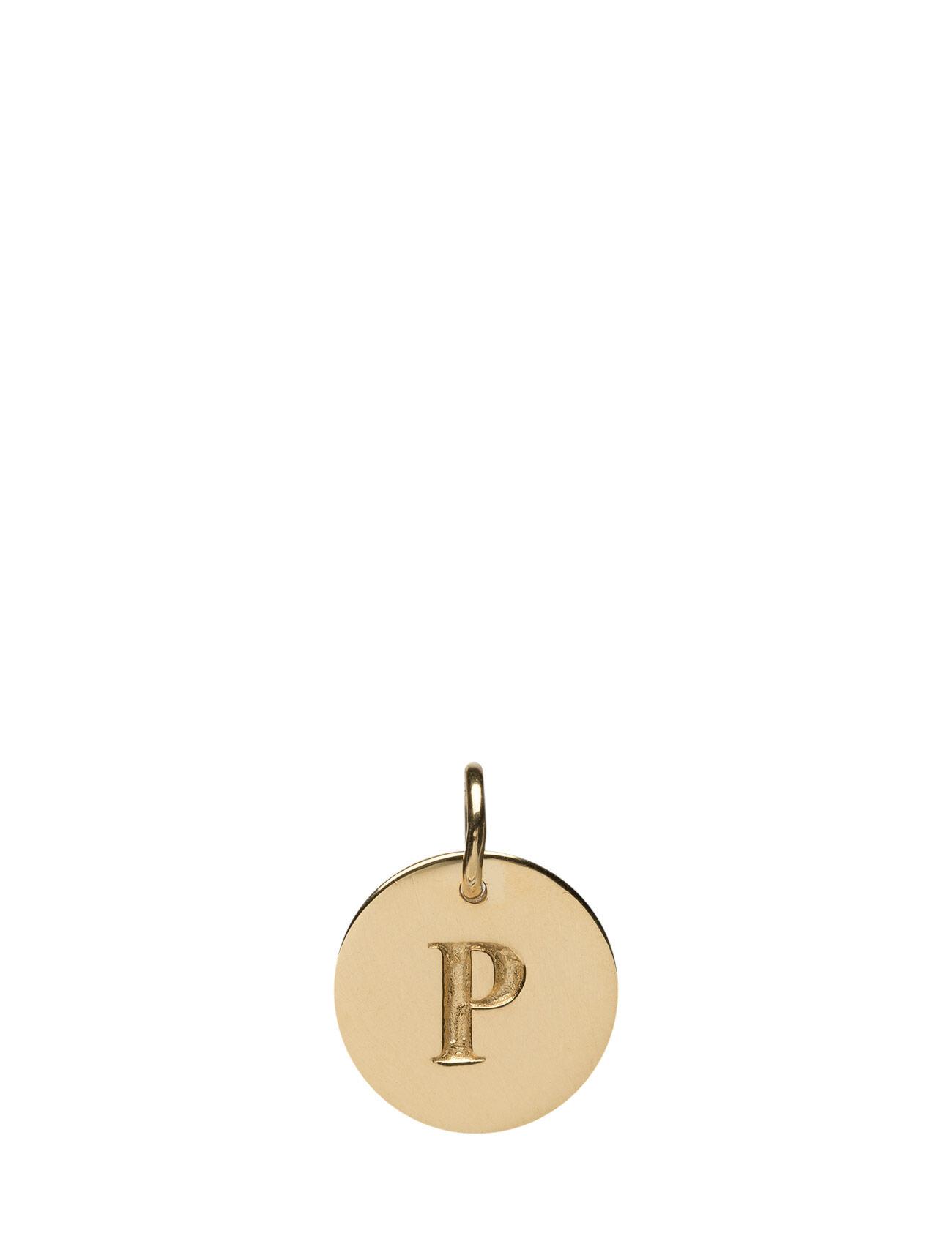 Syster P Beloved Letter Gold