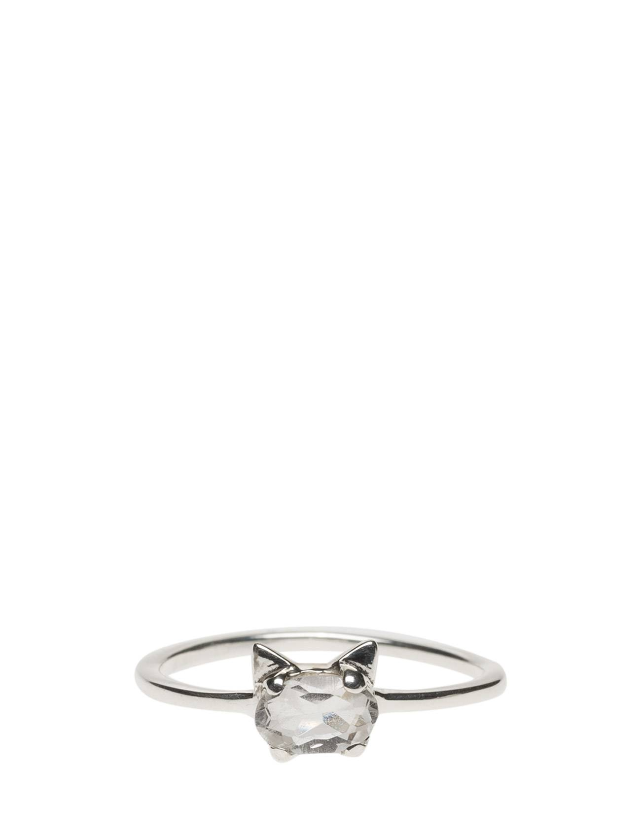 Syster P Tiny Missy Ring Silver