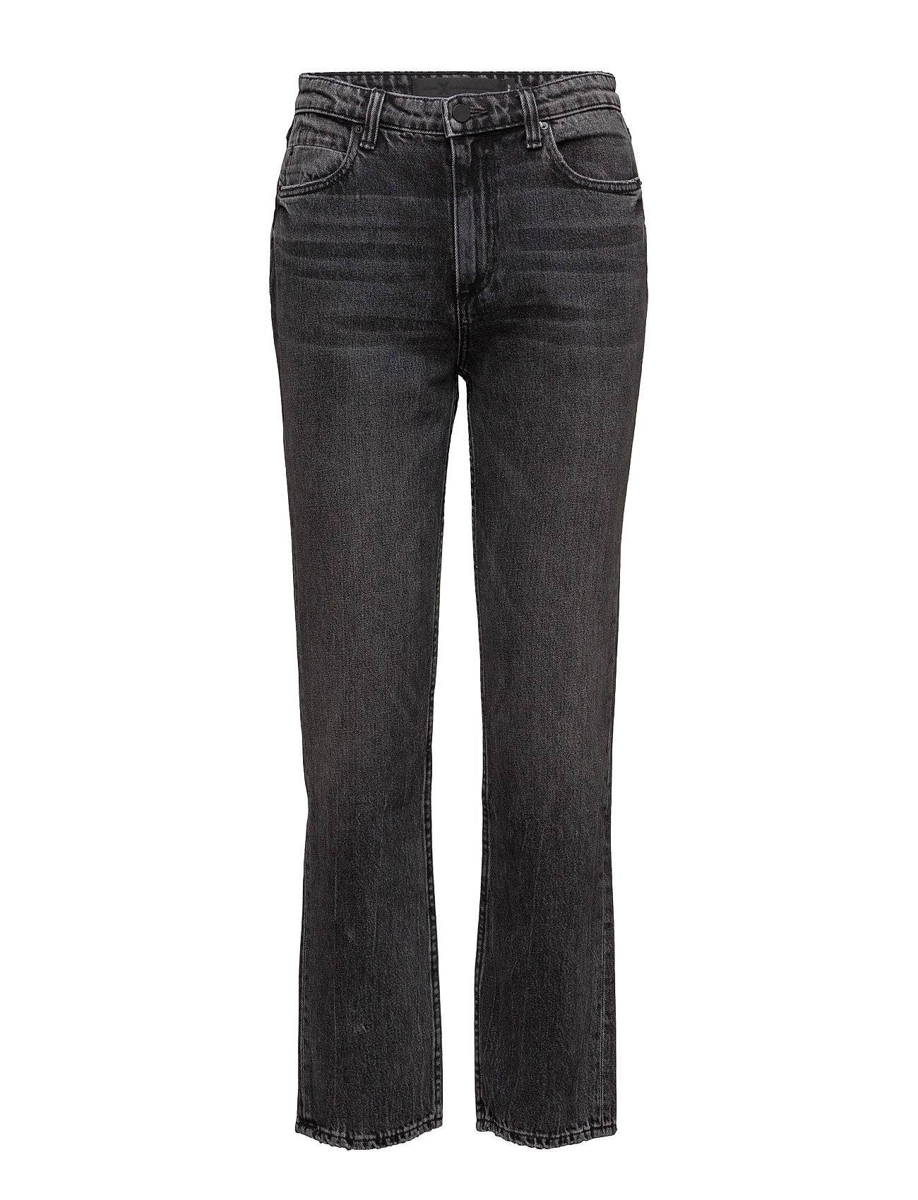 T by Alexander Wang Cult Cropped Straight Grey Aged