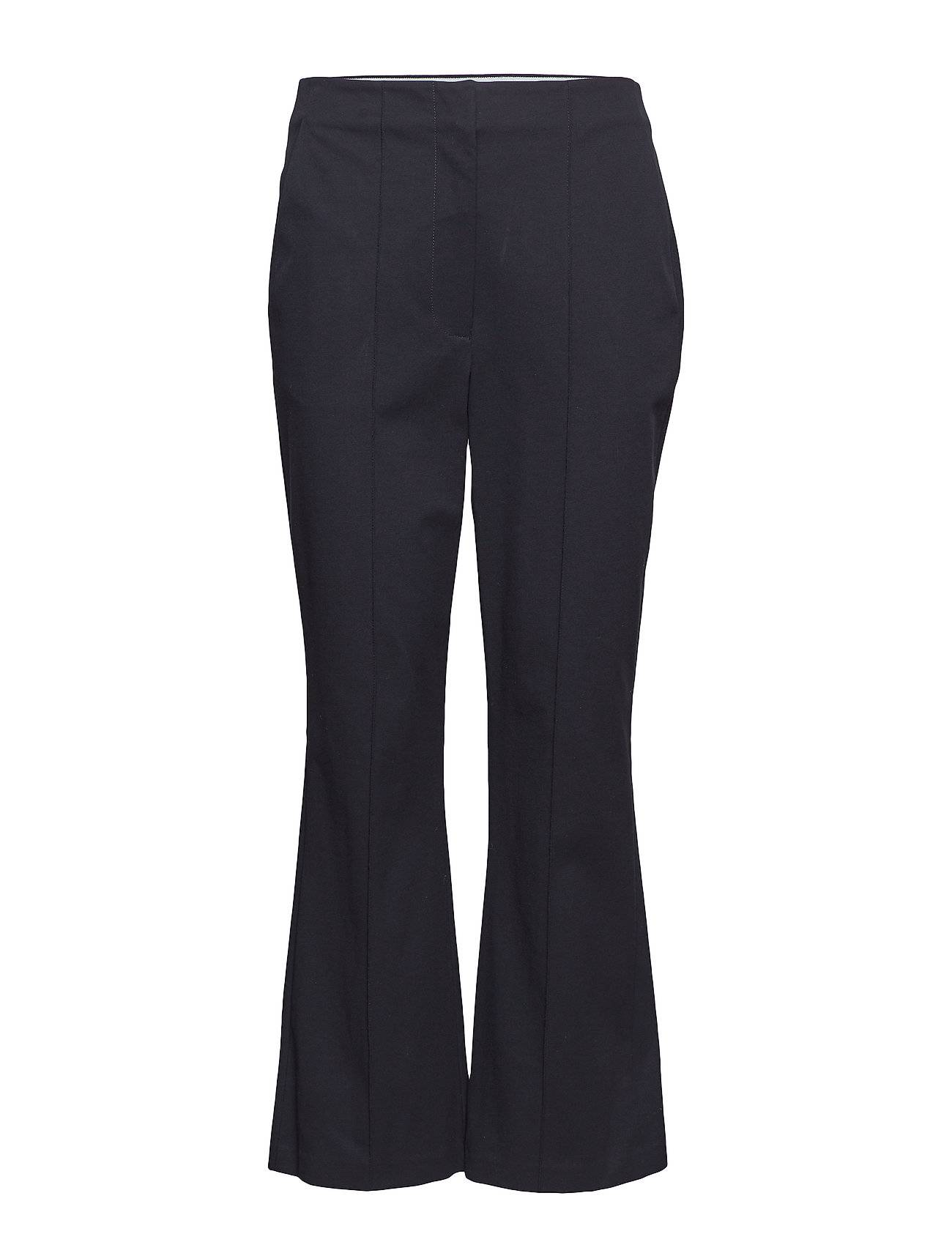 T by Alexander Wang Stretch Suiting Pant Withlogo Elastic Detail