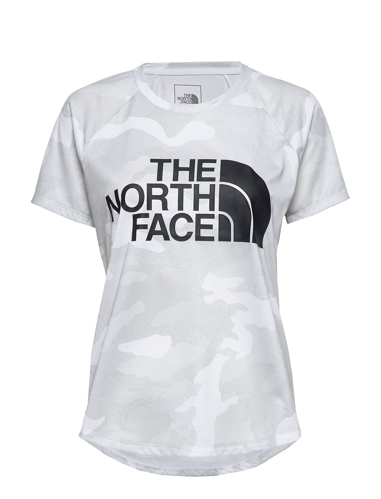 Image of The North Face W Grap Play Hard S/S T-shirts & Tops Short-sleeved Valkoinen The North Face