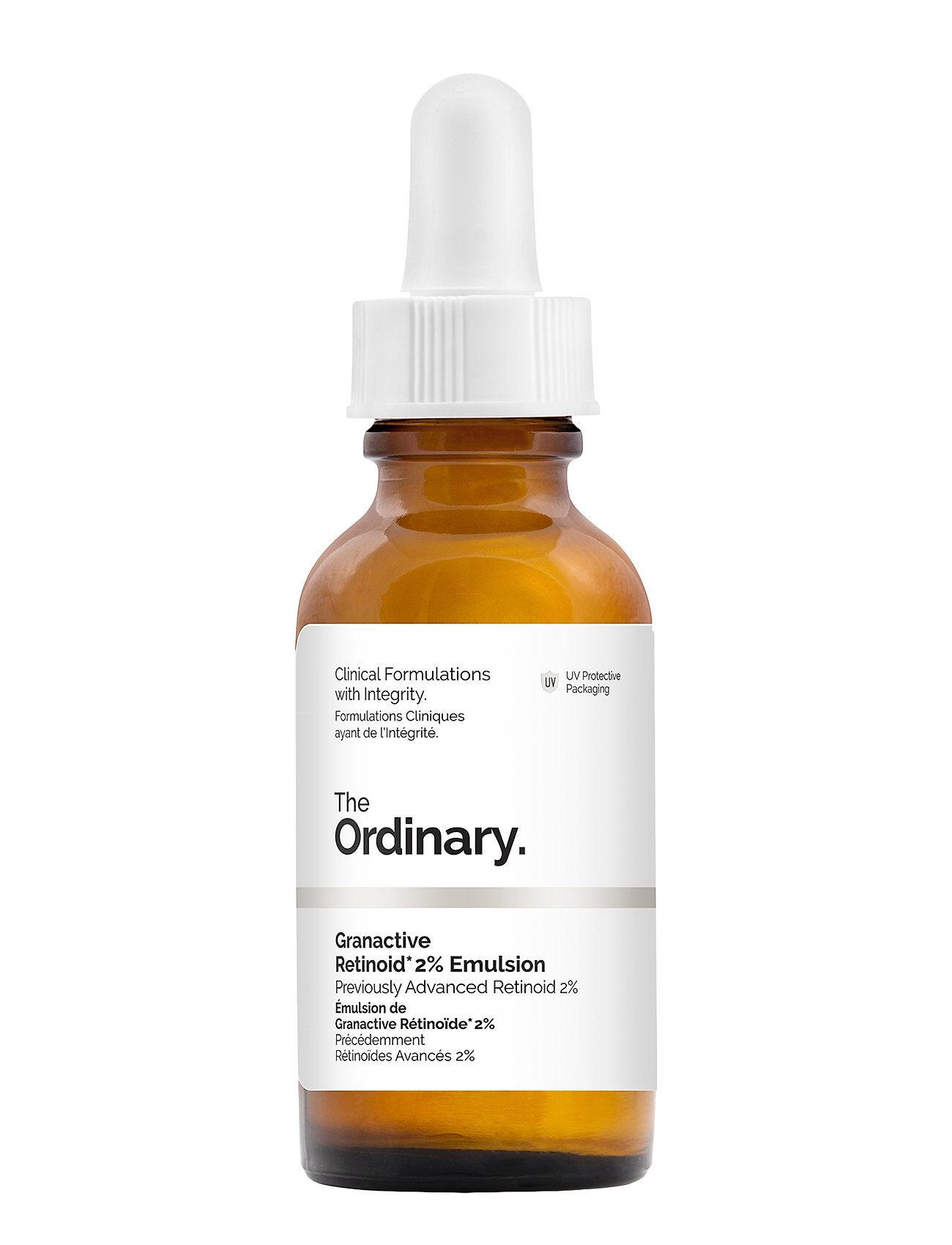 The Ordinary Granactive Retinoid 2% Emulsion Seerumi Kasvot Ihonhoito Nude The Ordinary