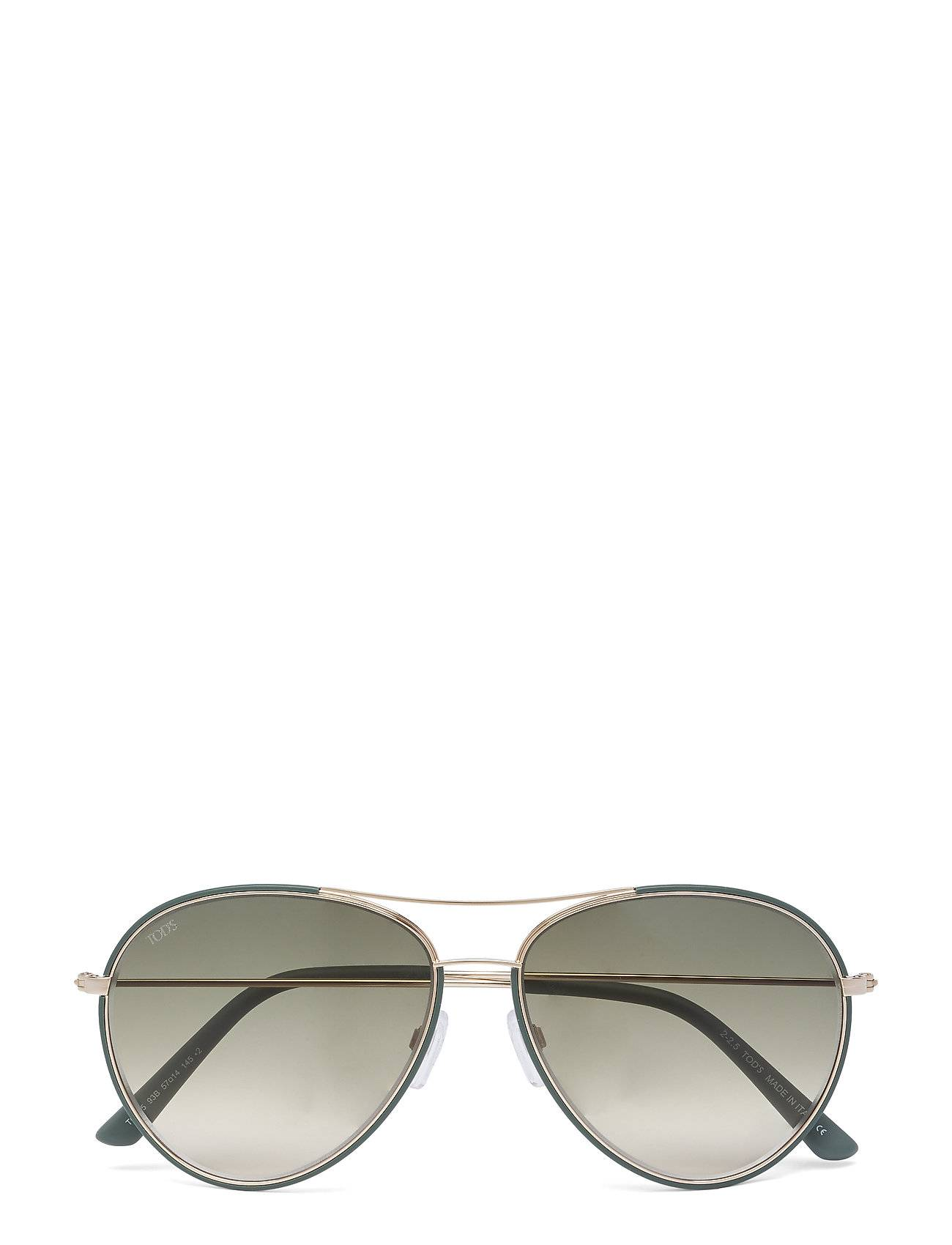 Image of TODS Sunglasses To0155 Pilottilasit Aurinkolasit Kulta TODS Sunglasses