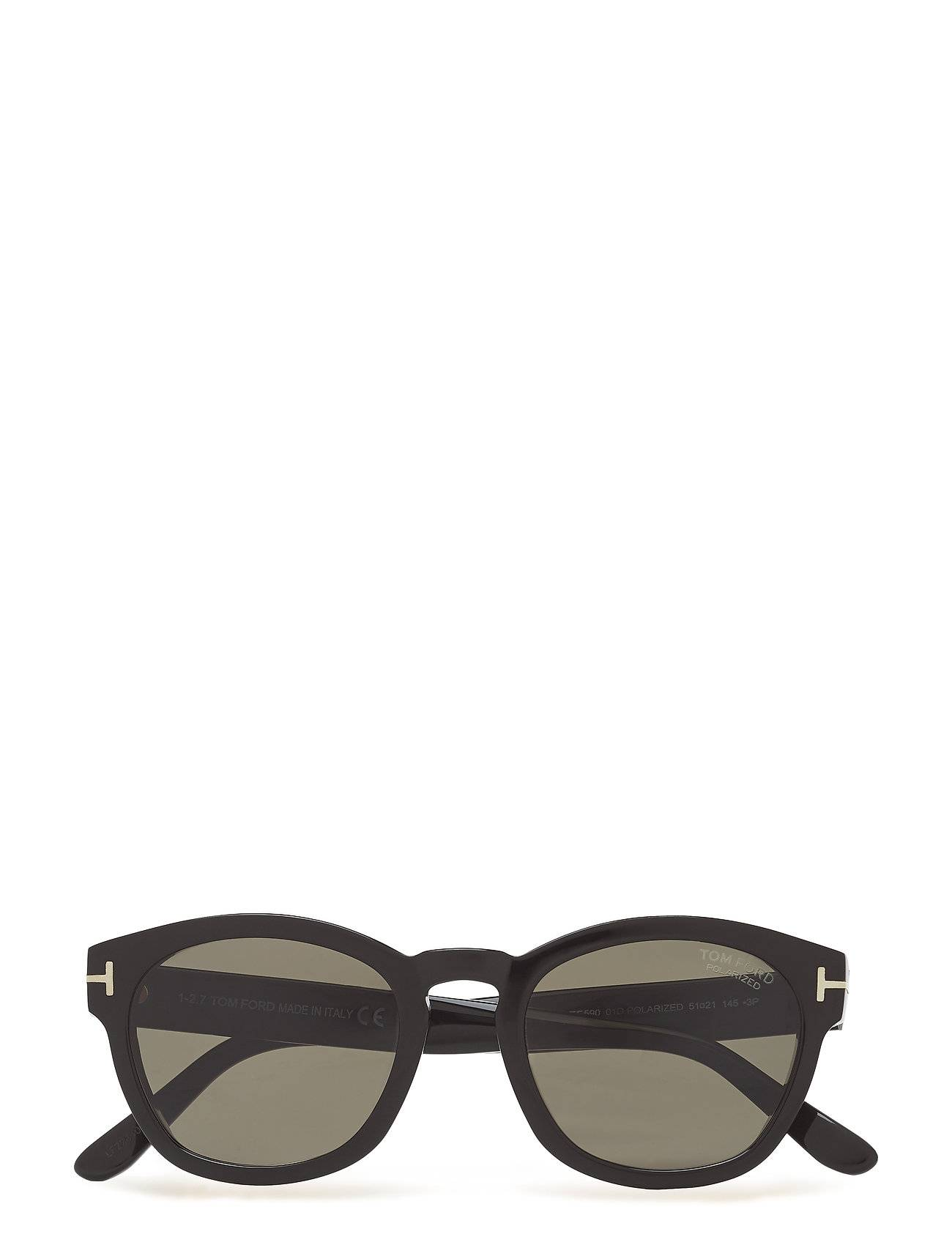 Image of Tom Ford Sunglasses Tom Ford Bryan-02 Wayfarer Aurinkolasit Musta Tom Ford Sunglasses
