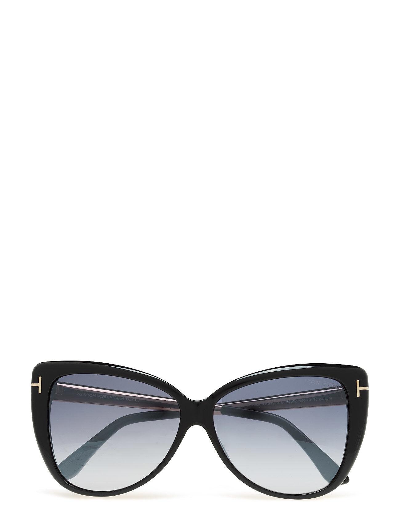 Image of Tom Ford Sunglasses Tom Ford Reveka Aurinkolasit Musta Tom Ford Sunglasses