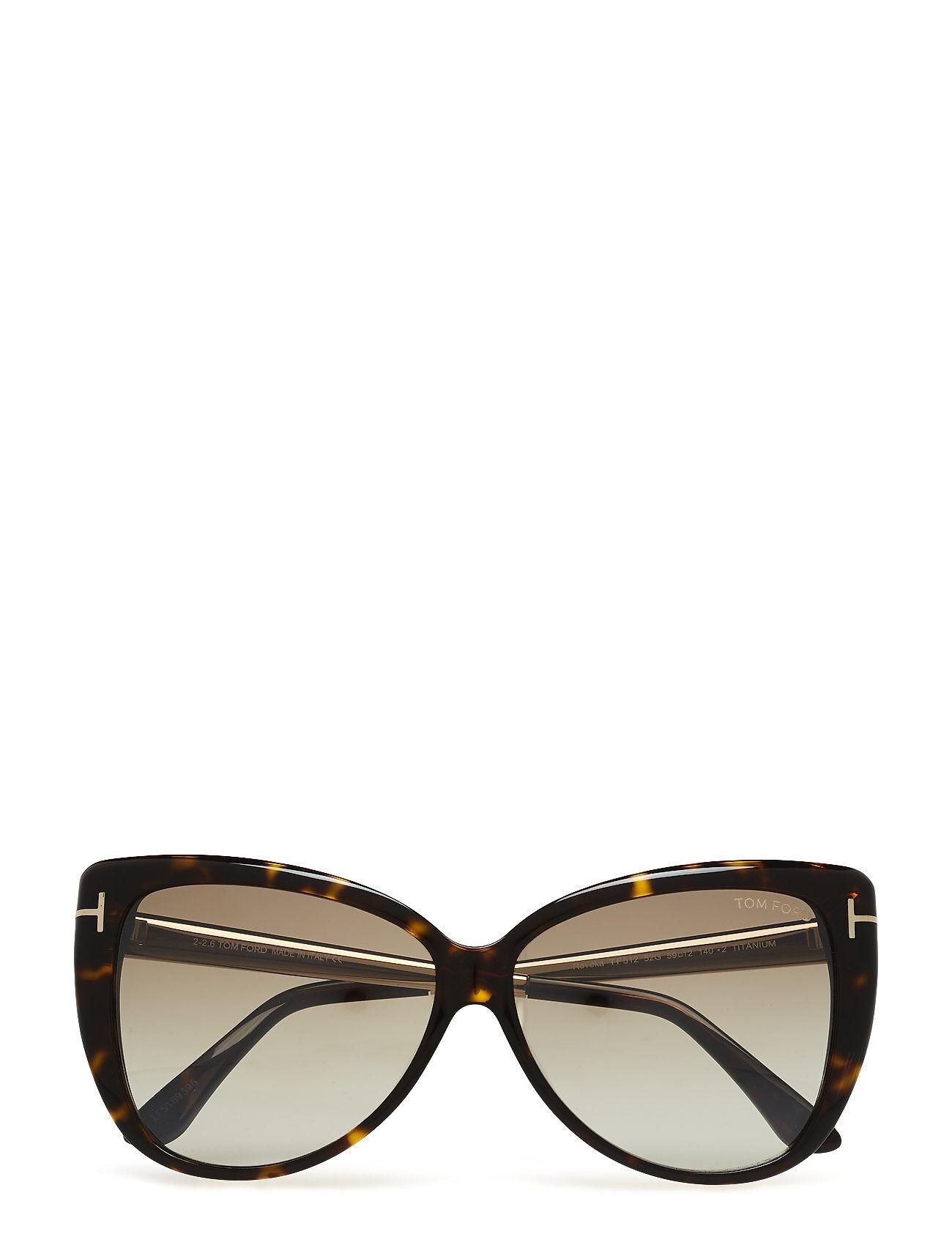 Image of Tom Ford Sunglasses Tom Ford Reveka Aurinkolasit Ruskea Tom Ford Sunglasses