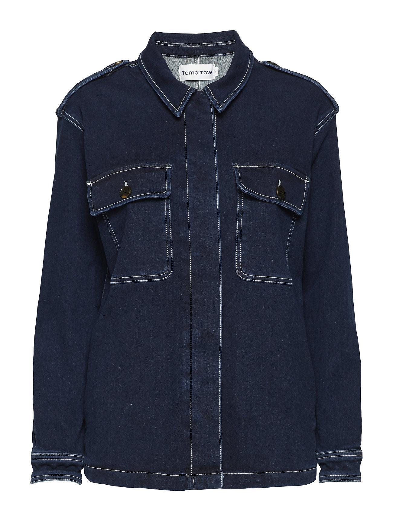 Tomorrow Lincoln Worker Jacket Wash Hounston