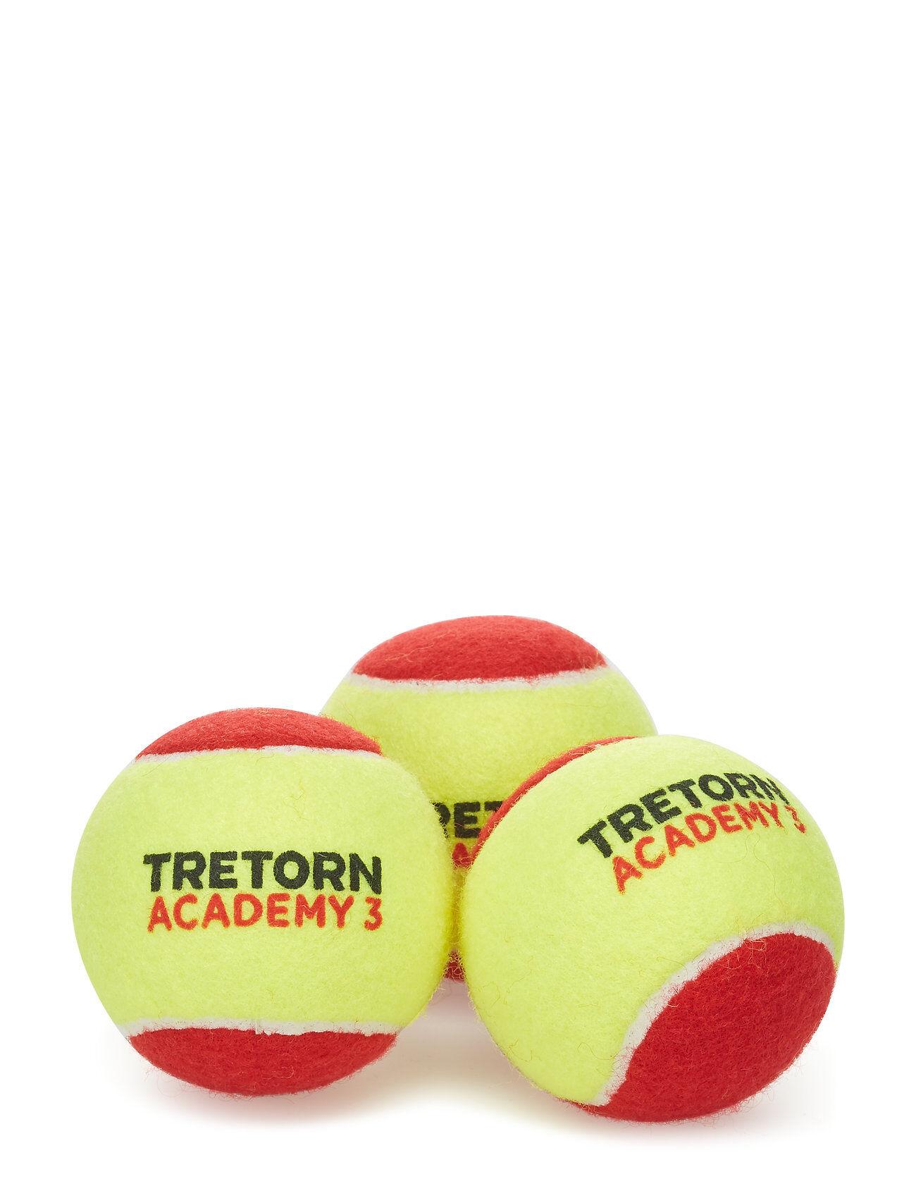 Tretorn Academy Red Felt 3 Pack