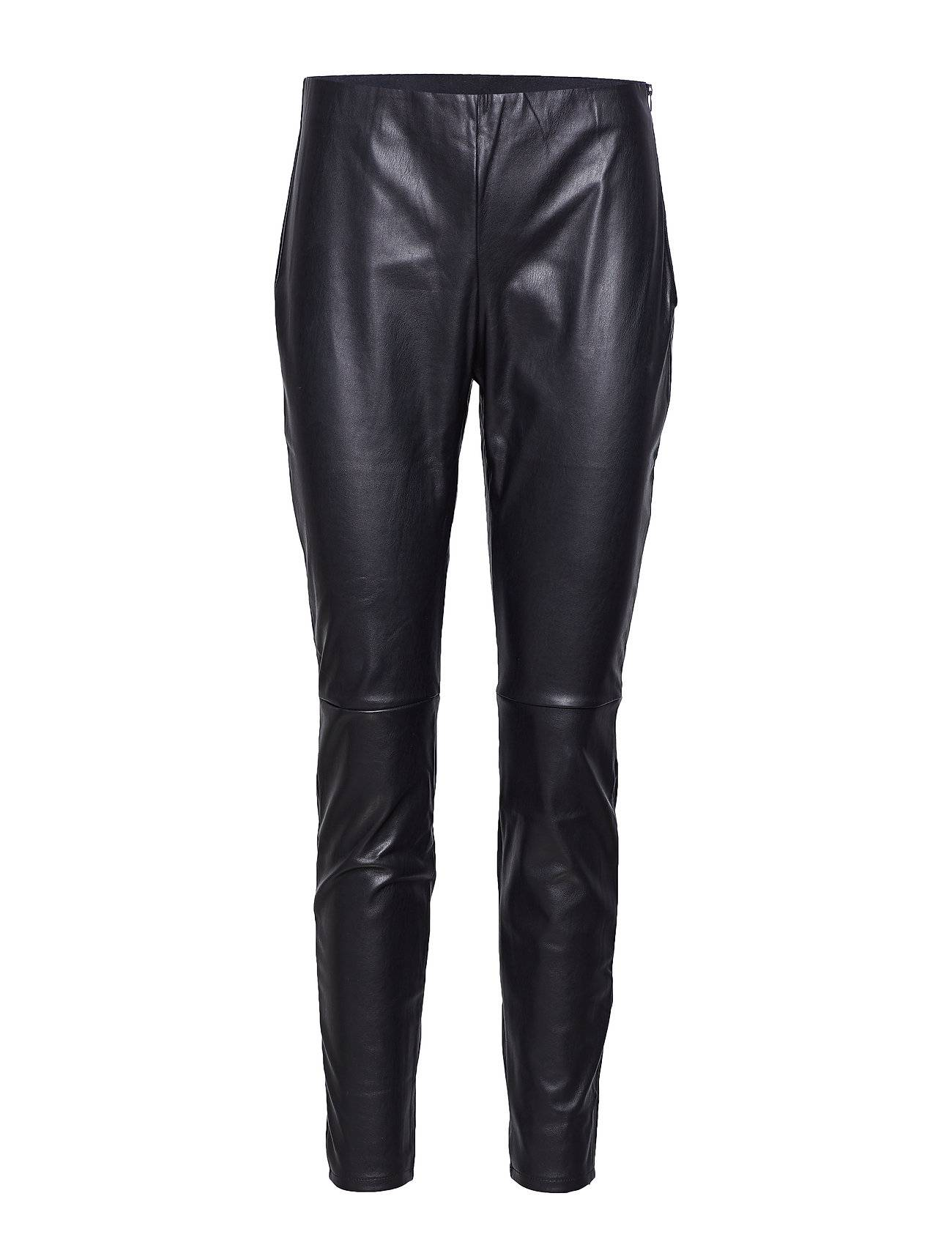 Twist & Tango Arleen Trousers Leather Leggings/Housut Musta Twist & Tango