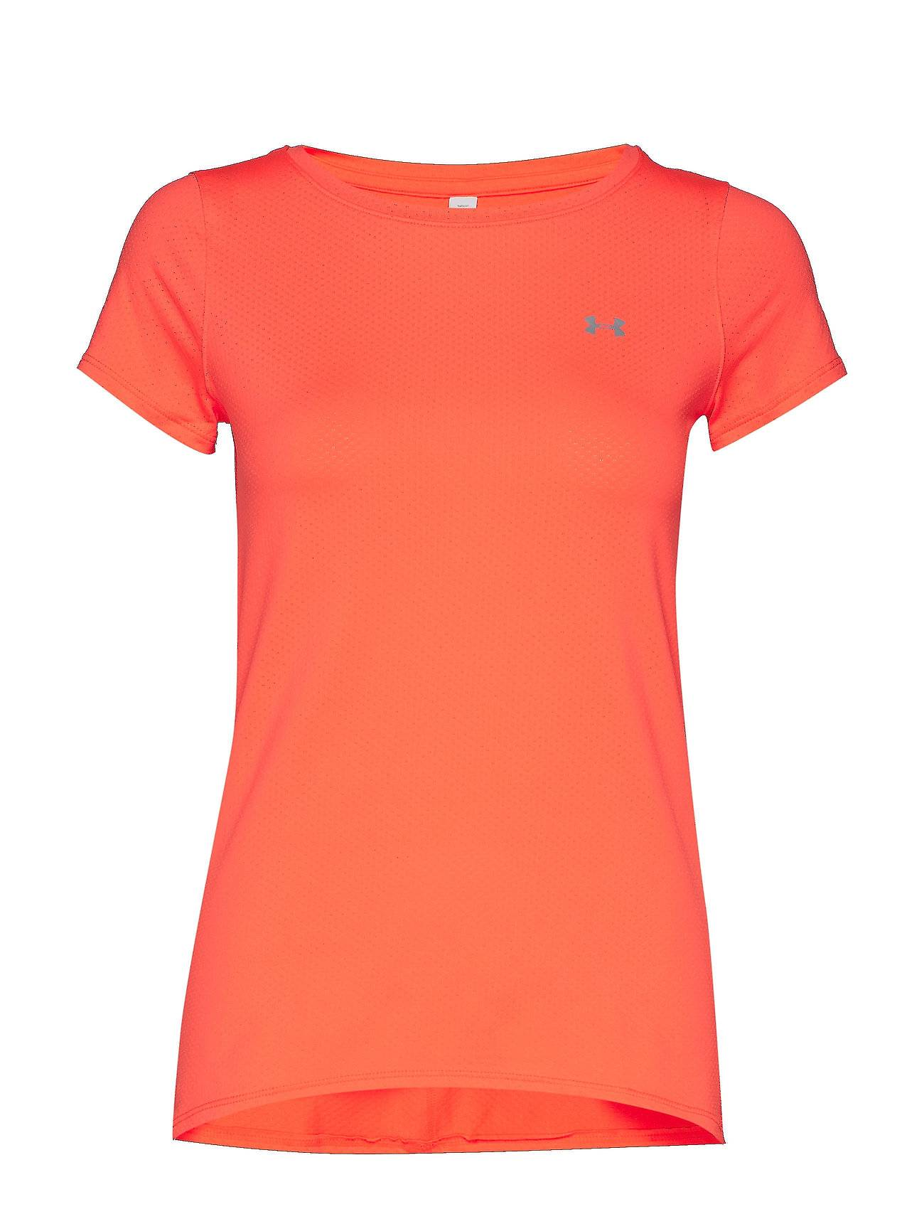 Under Armour Ua Hg Armour Ss T-shirts & Tops Short-sleeved Oranssi Under Armour