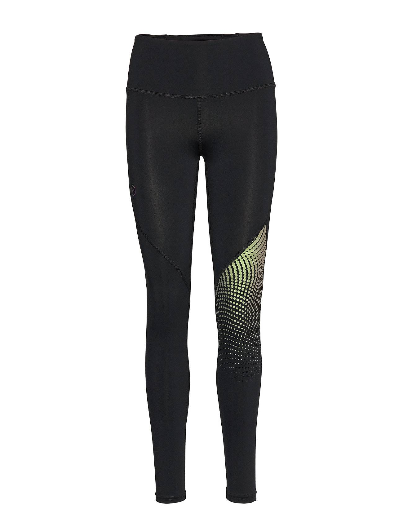 Image of Under Armour Ua Rush Legging Ombre Graphc Running/training Tights Musta Under Armour