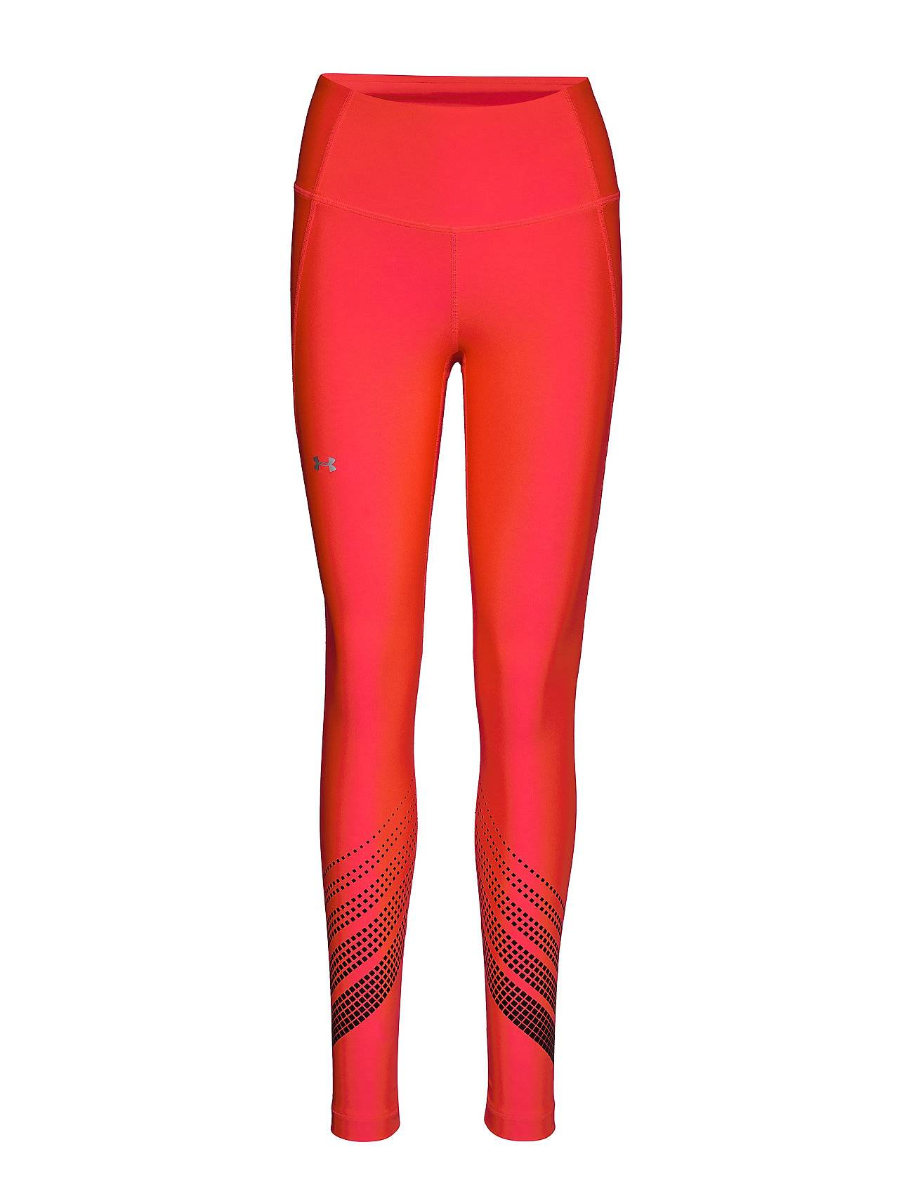 Under Armour Ua Hg Armour Legging Ombre Running/training Tights Punainen Under Armour
