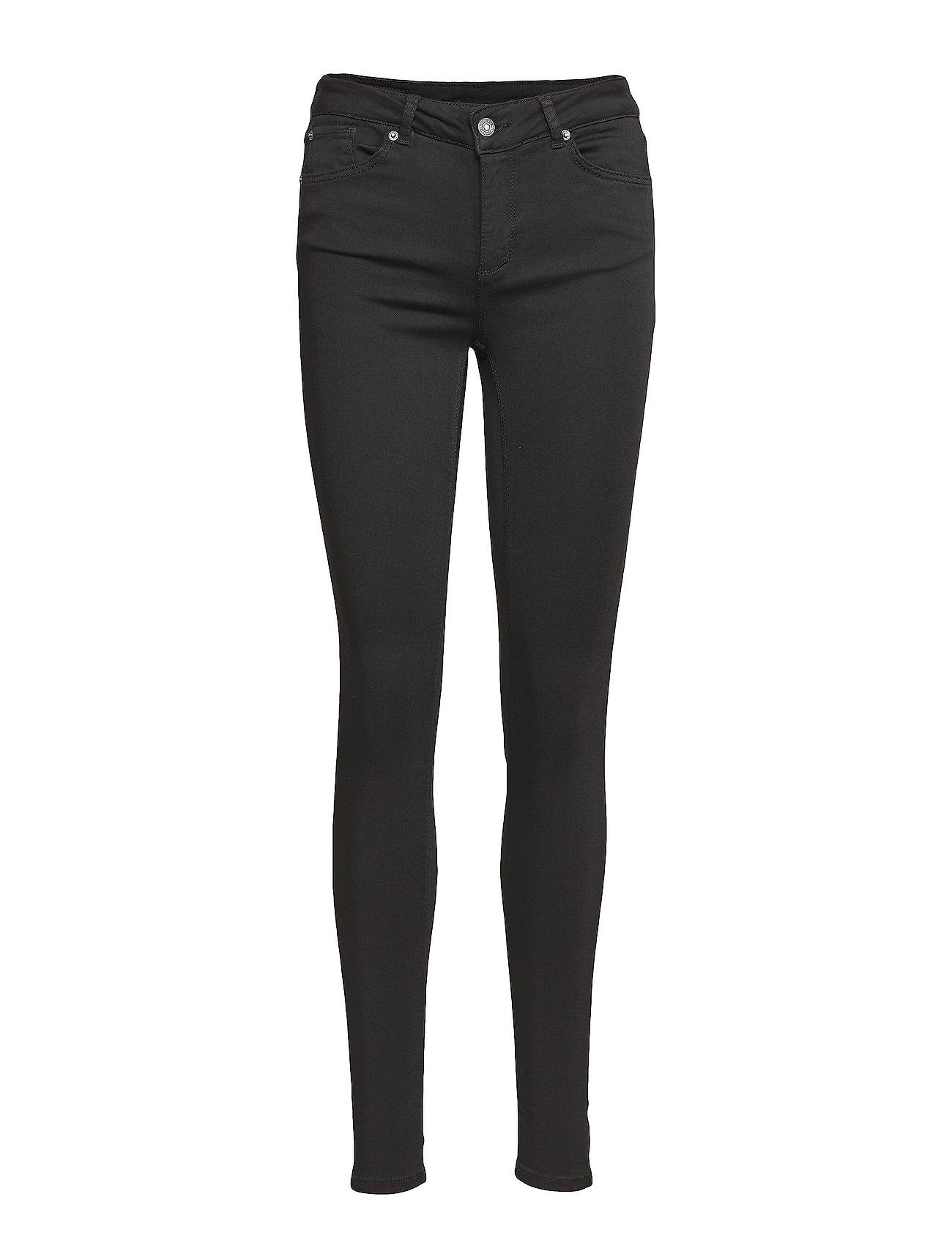 Vero Moda Vmlux Nw Super S Jeans Ba037 Ga Noos Skinny Farkut Musta Vero Moda