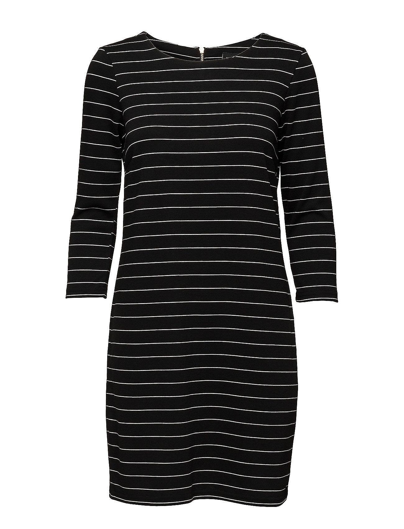 Image of VILA Vitinny New Dress-Noos Lyhyt Mekko Musta VILA