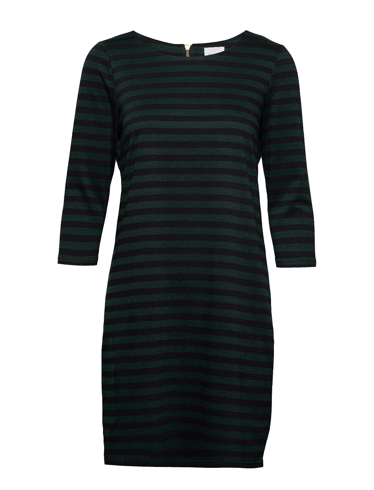 Vila Vitinny New Dress-Noos Lyhyt Mekko Musta Vila