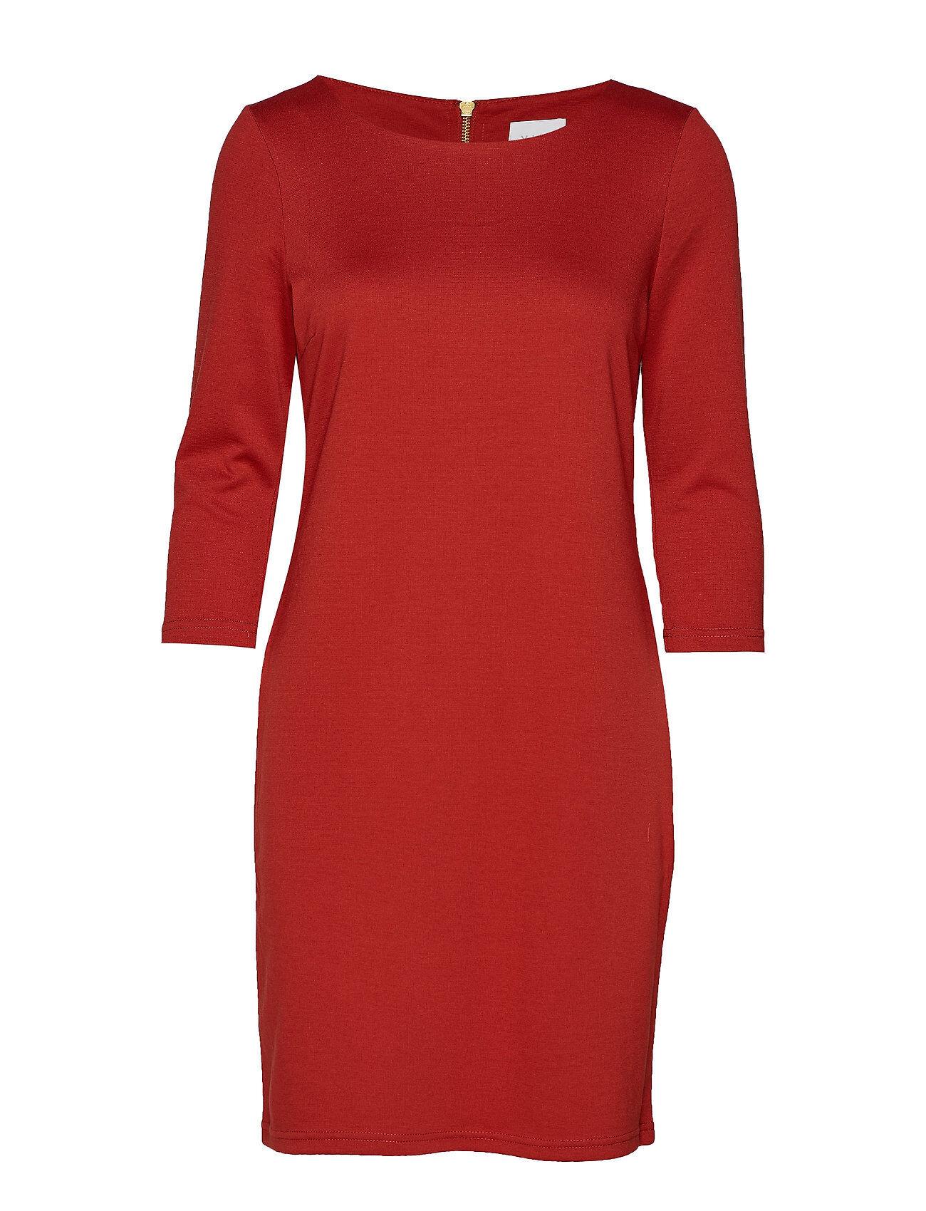 Image of VILA Vitinny New Dress-Noos Mekko Punainen VILA